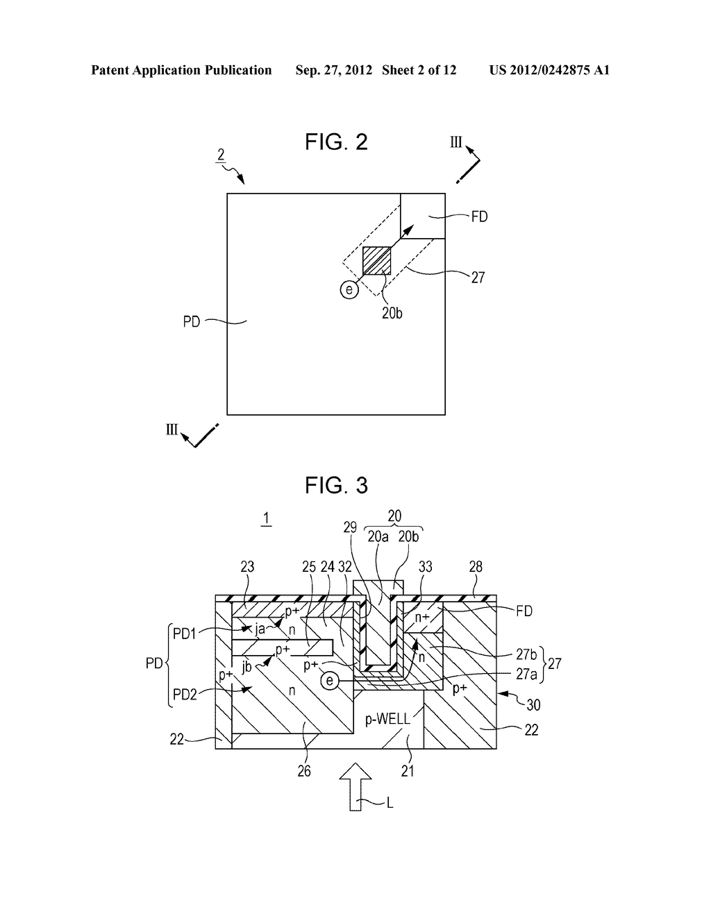 SOLID STATE IMAGING DEVICE, METHOD OF PRODUCING SOLID STATE IMAGING     DEVICE, AND ELECTRONIC APPARATUS - diagram, schematic, and image 03