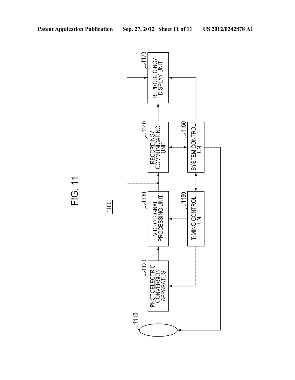 AD CONVERTING CIRCUIT, PHOTOELECTRIC CONVERTING APPARATUS, IMAGE PICKUP     SYSTEM, AND DRIVING METHOD FOR AD CONVERTING CIRCUIT - diagram, schematic, and image 12