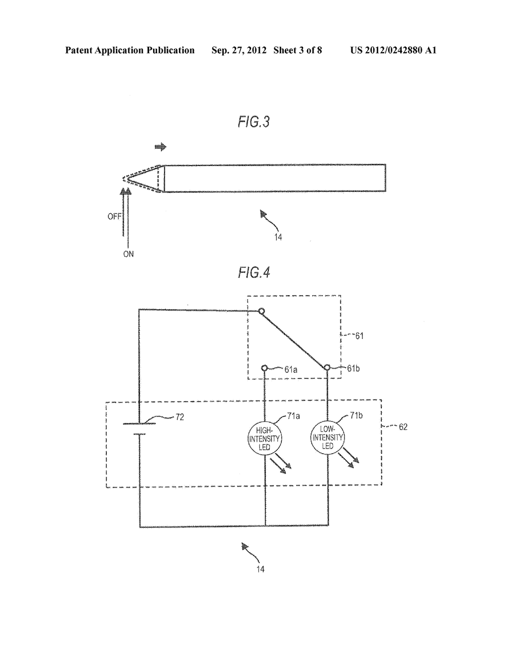 OPTICAL SIGNAL OUTPUT APPARATUS, SIGNAL PROCESSING APPARATUS, SIGNAL     PROCESSING METHOD, IMAGING APPARATUS, AND PROJECTOR - diagram, schematic, and image 04