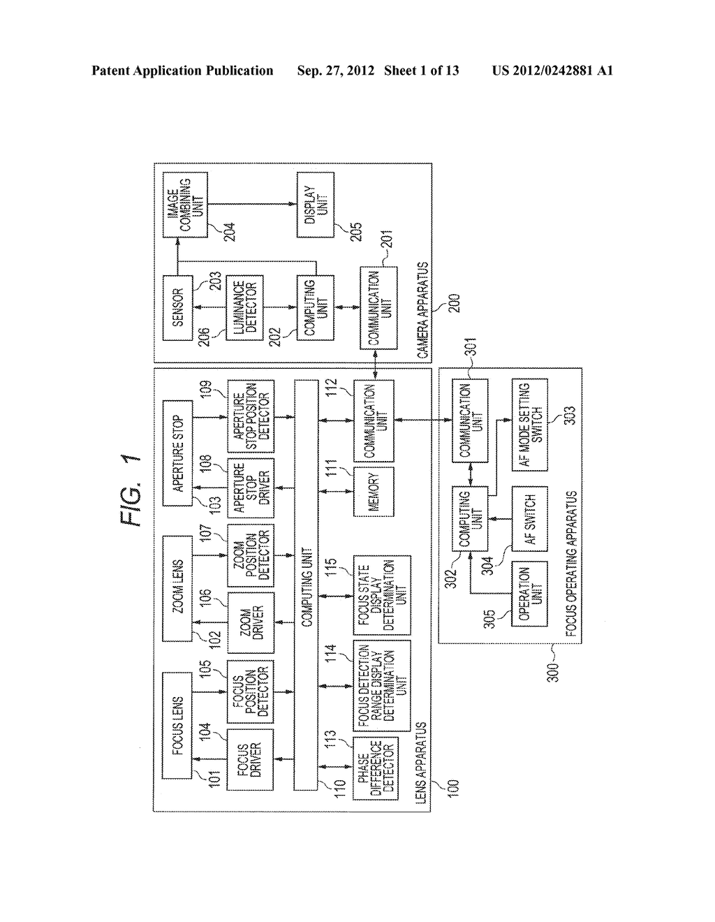 LENS APPARATUS AND IMAGE PICKUP APPARATUS INCLUDING THE SAME - diagram, schematic, and image 02