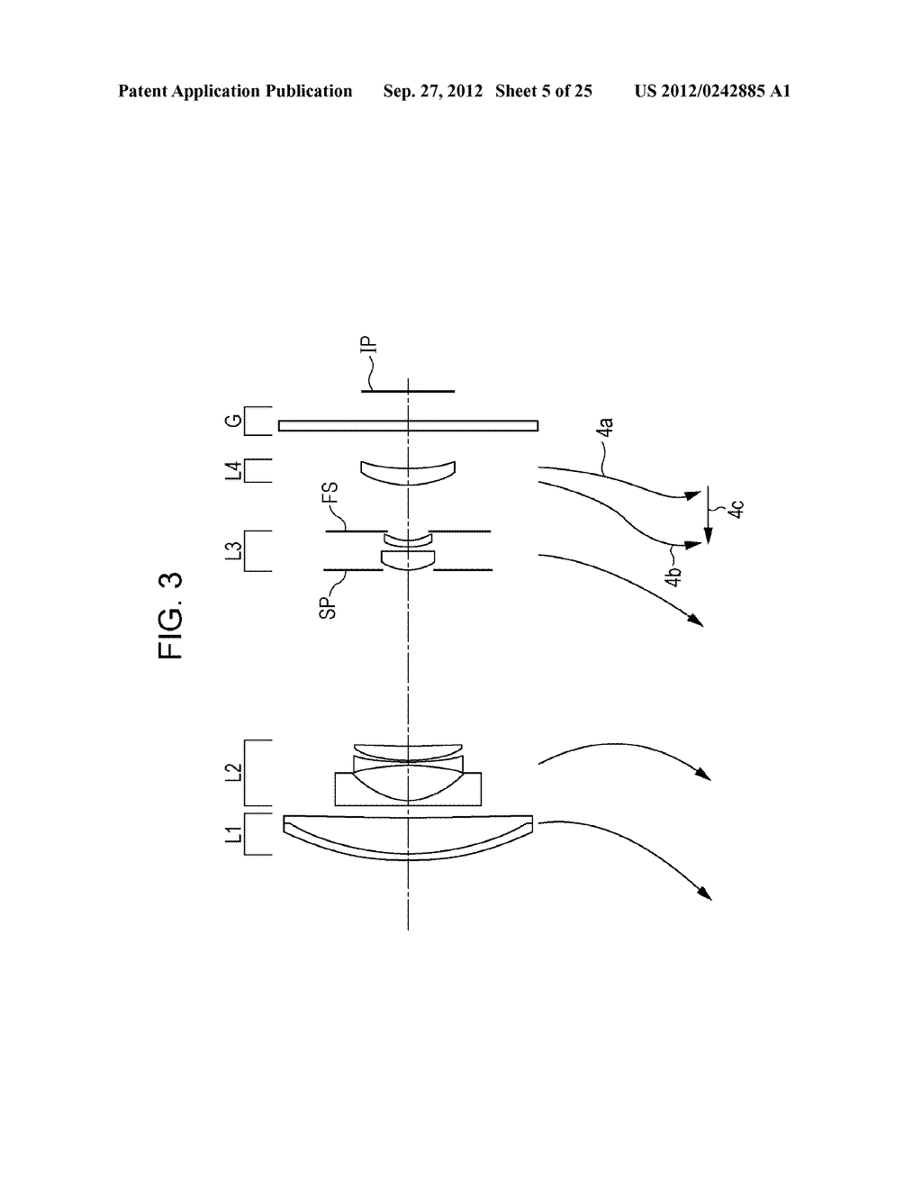 ZOOM LENS AND IMAGE PICKUP APPARATUS INCLUDING THE ZOOM LENS - diagram, schematic, and image 06