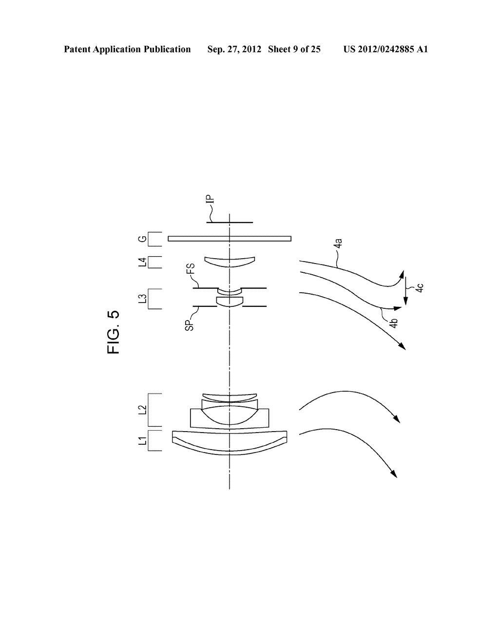 ZOOM LENS AND IMAGE PICKUP APPARATUS INCLUDING THE ZOOM LENS - diagram, schematic, and image 10