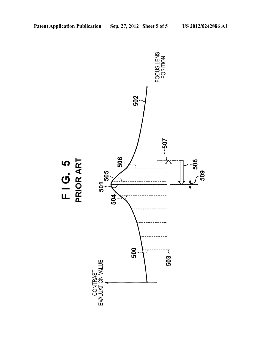 FOCUS DETECTION APPARATUS, METHOD FOR CONTROLLING THE SAME, AND IMAGE     CAPTURING APPARATUS HAVING A FOCUS DETECTION APPARATUS - diagram, schematic, and image 06