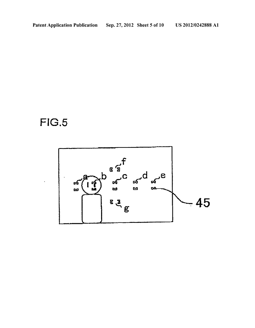 Image Recognition Device, Focus Adjustment Device, Image-Capturing Device,     and Image Recognition Method - diagram, schematic, and image 06