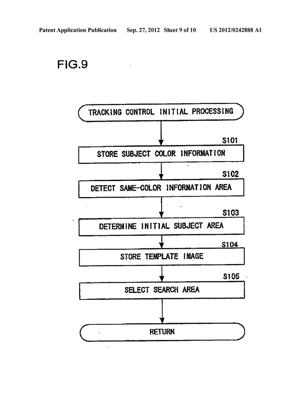 Image Recognition Device, Focus Adjustment Device, Image-Capturing Device,     and Image Recognition Method - diagram, schematic, and image 10