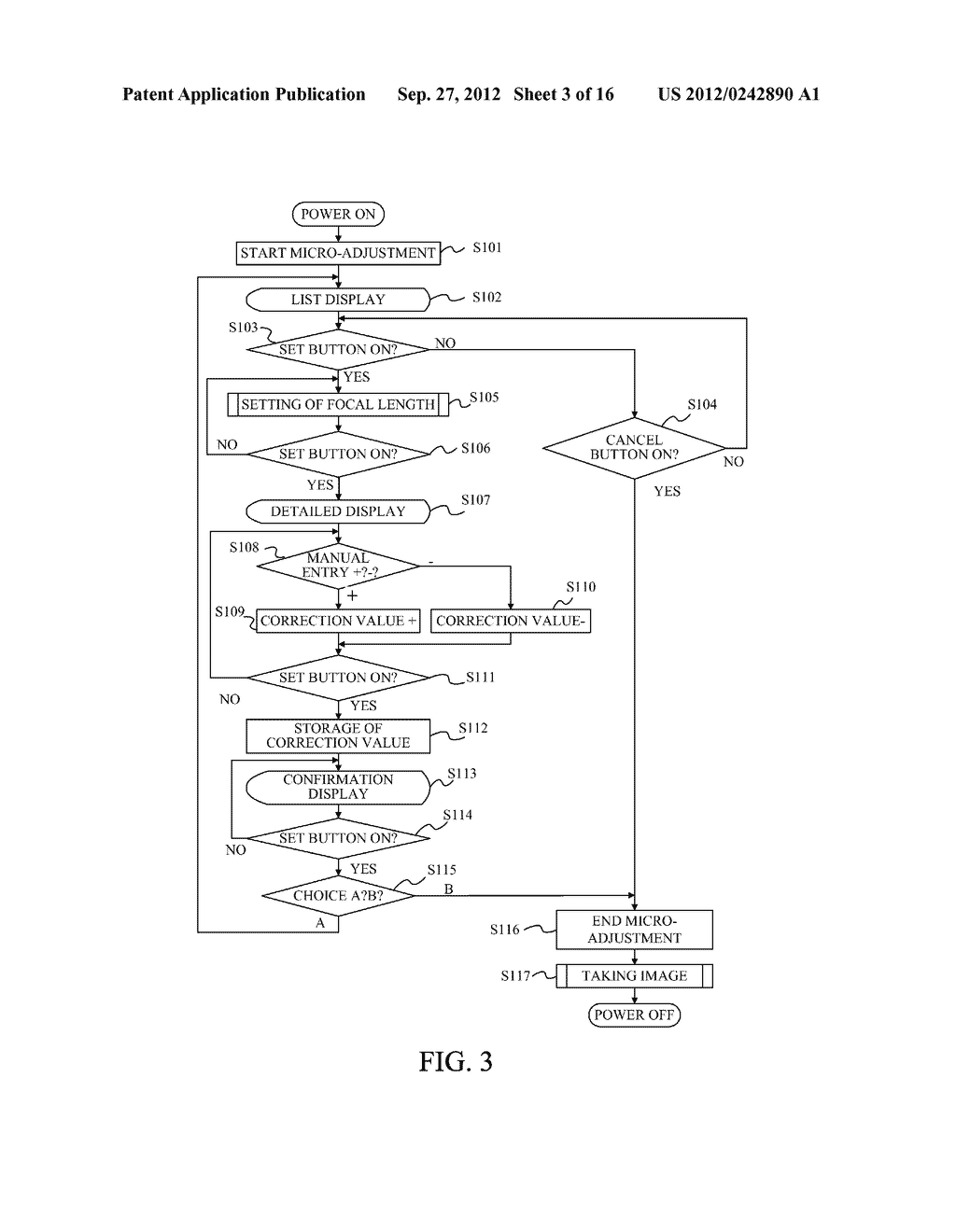 DISPLAY APPARATUS OF IMAGE PICKUP APPARATUS WITH FUNCTION TO CORRECT PHASE     DIFFERENCE AF - diagram, schematic, and image 04