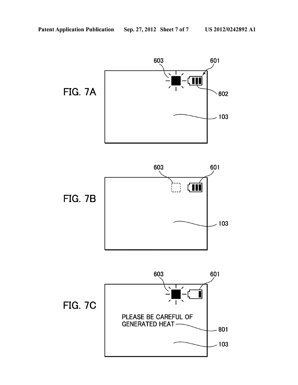 ELECTRONIC APPARATUS AND FUEL CELL CONTROL METHOD FOR ELECTRONIC APPARATUS - diagram, schematic, and image 08