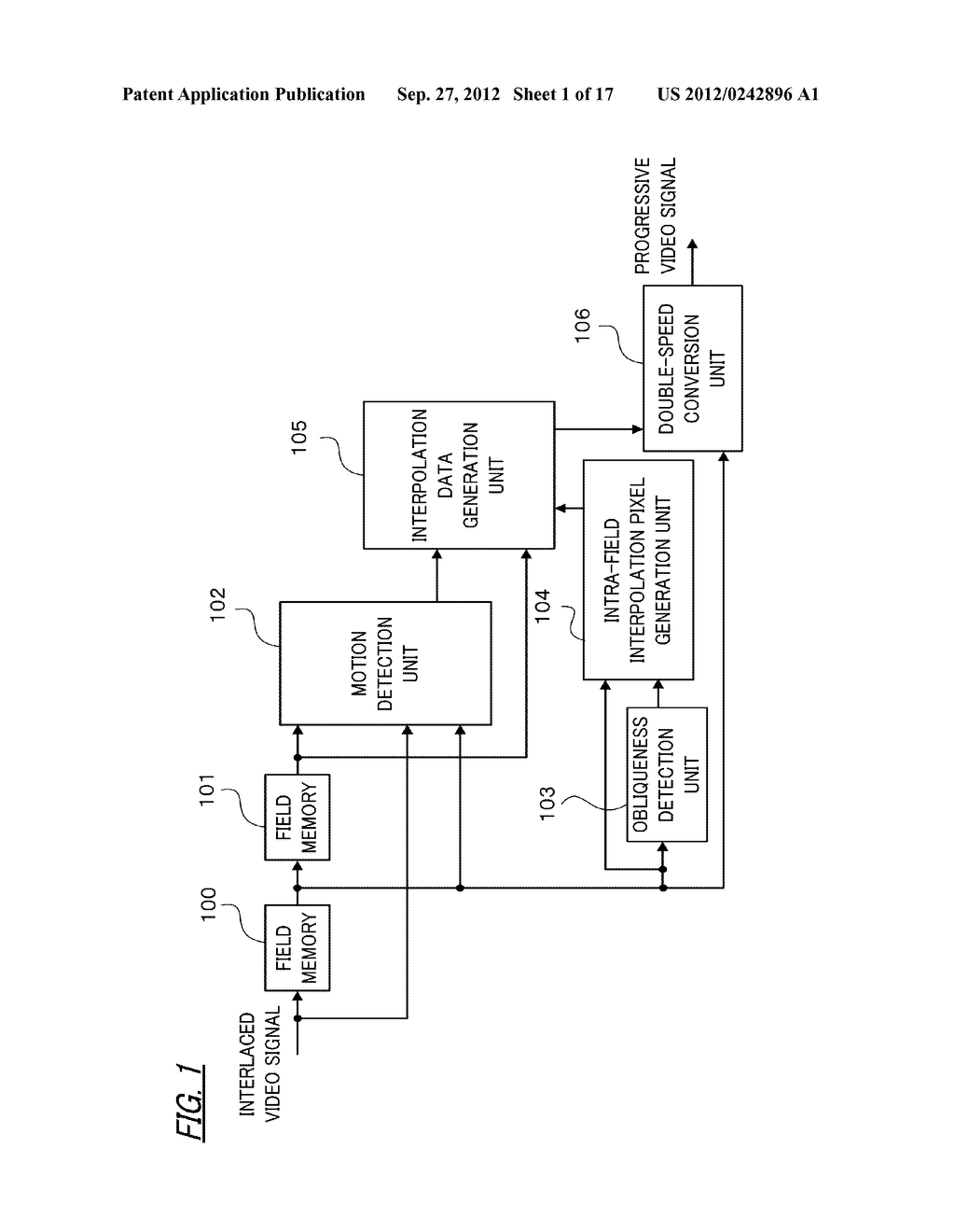 VIDEO IMAGE PROCESSING APPARATUS AND VIDEO IMAGE PROCESSING METHOD - diagram, schematic, and image 02