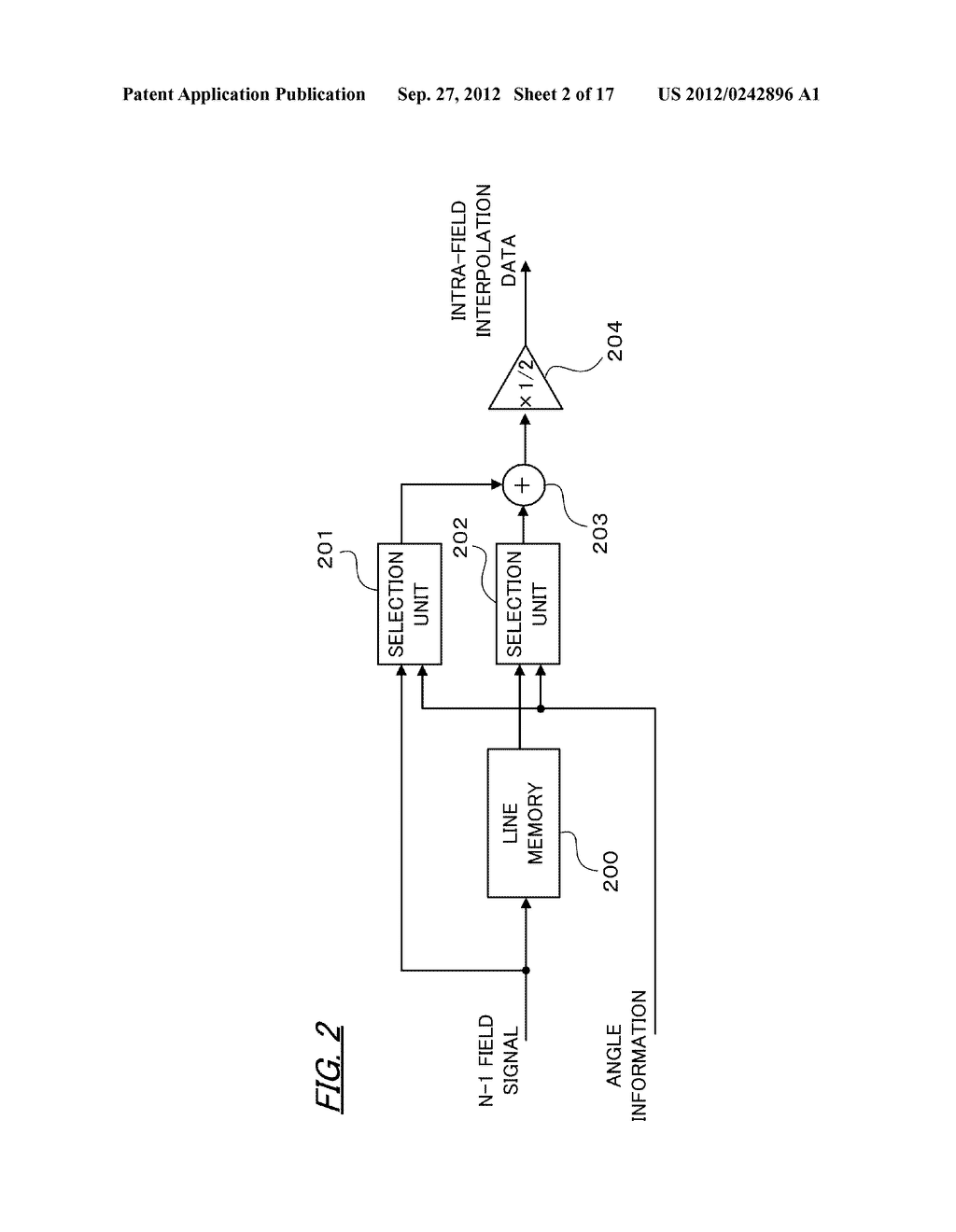 VIDEO IMAGE PROCESSING APPARATUS AND VIDEO IMAGE PROCESSING METHOD - diagram, schematic, and image 03