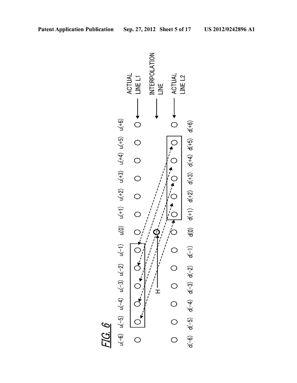 VIDEO IMAGE PROCESSING APPARATUS AND VIDEO IMAGE PROCESSING METHOD - diagram, schematic, and image 06