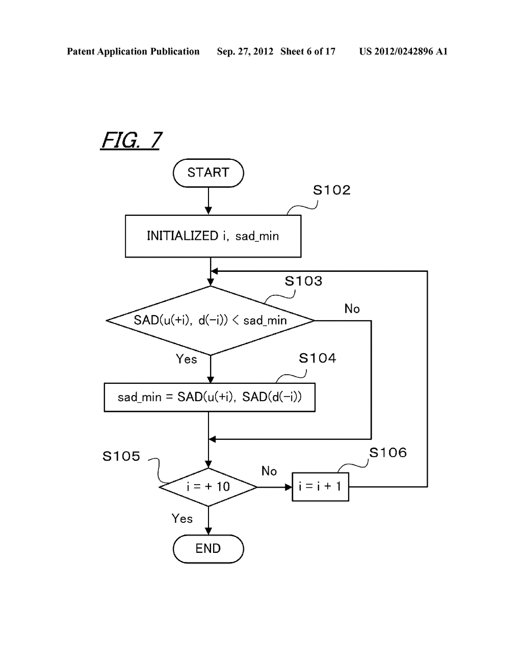 VIDEO IMAGE PROCESSING APPARATUS AND VIDEO IMAGE PROCESSING METHOD - diagram, schematic, and image 07
