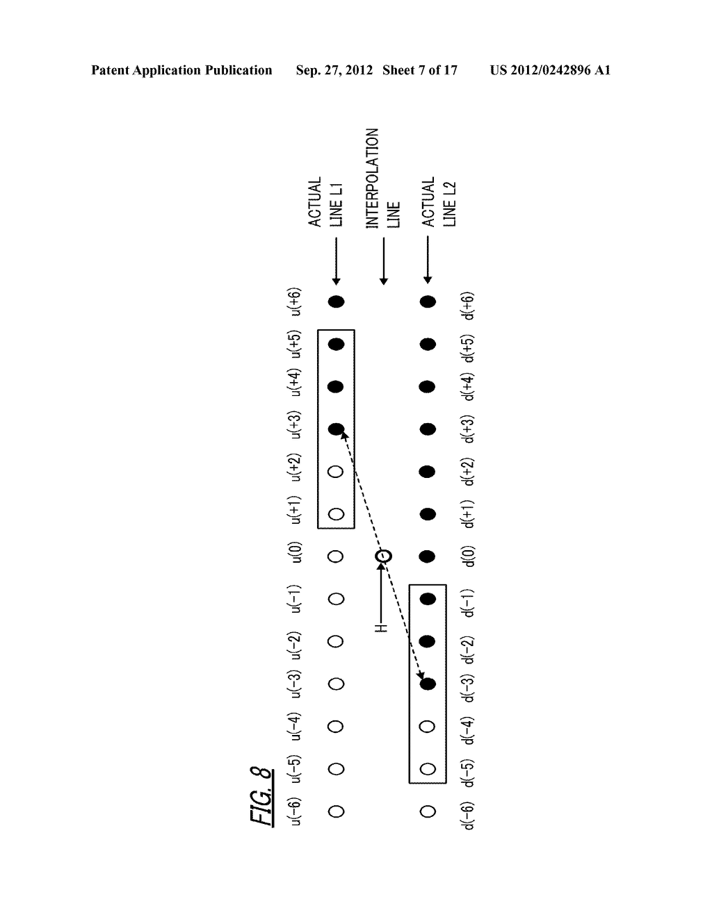 VIDEO IMAGE PROCESSING APPARATUS AND VIDEO IMAGE PROCESSING METHOD - diagram, schematic, and image 08