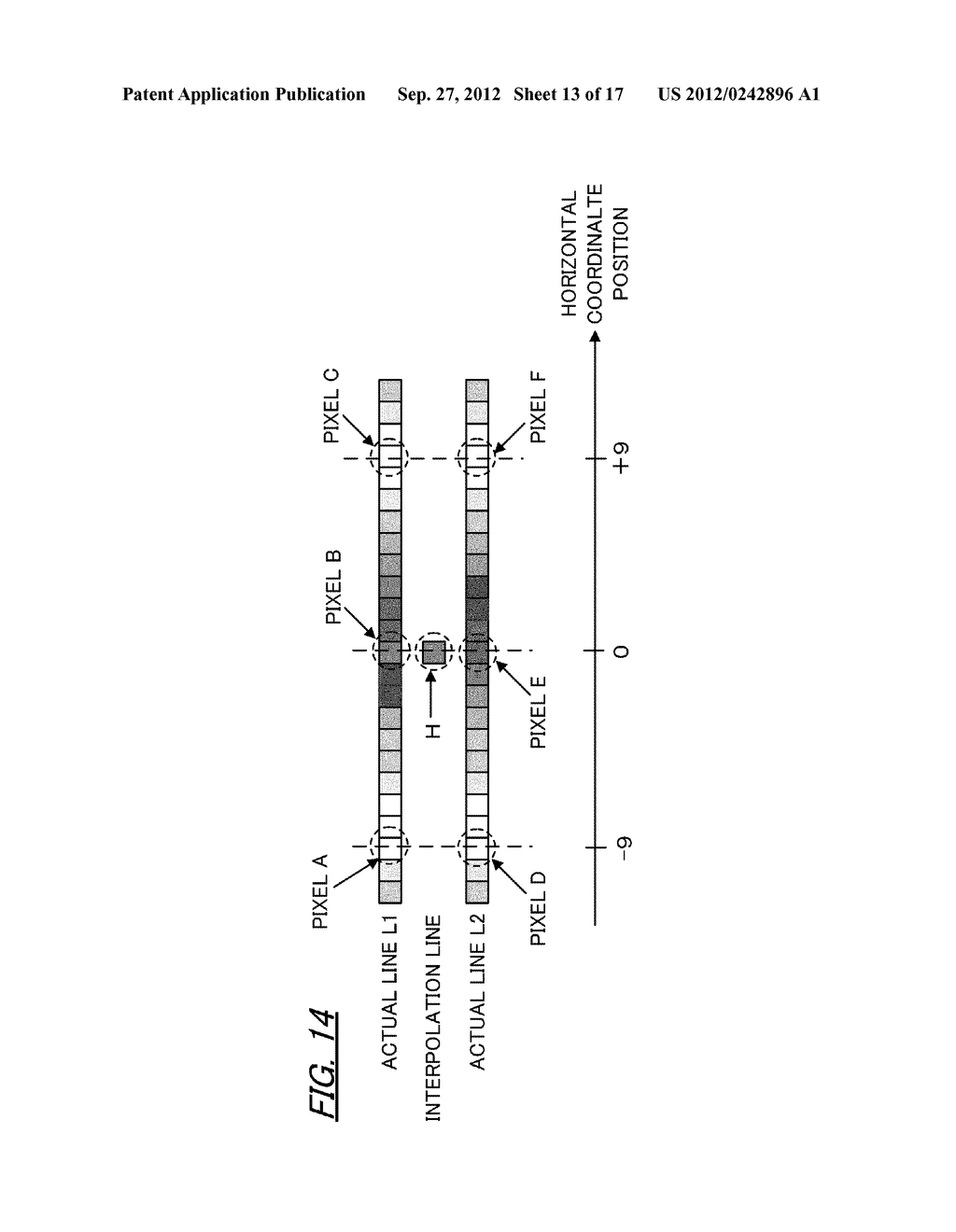 VIDEO IMAGE PROCESSING APPARATUS AND VIDEO IMAGE PROCESSING METHOD - diagram, schematic, and image 14