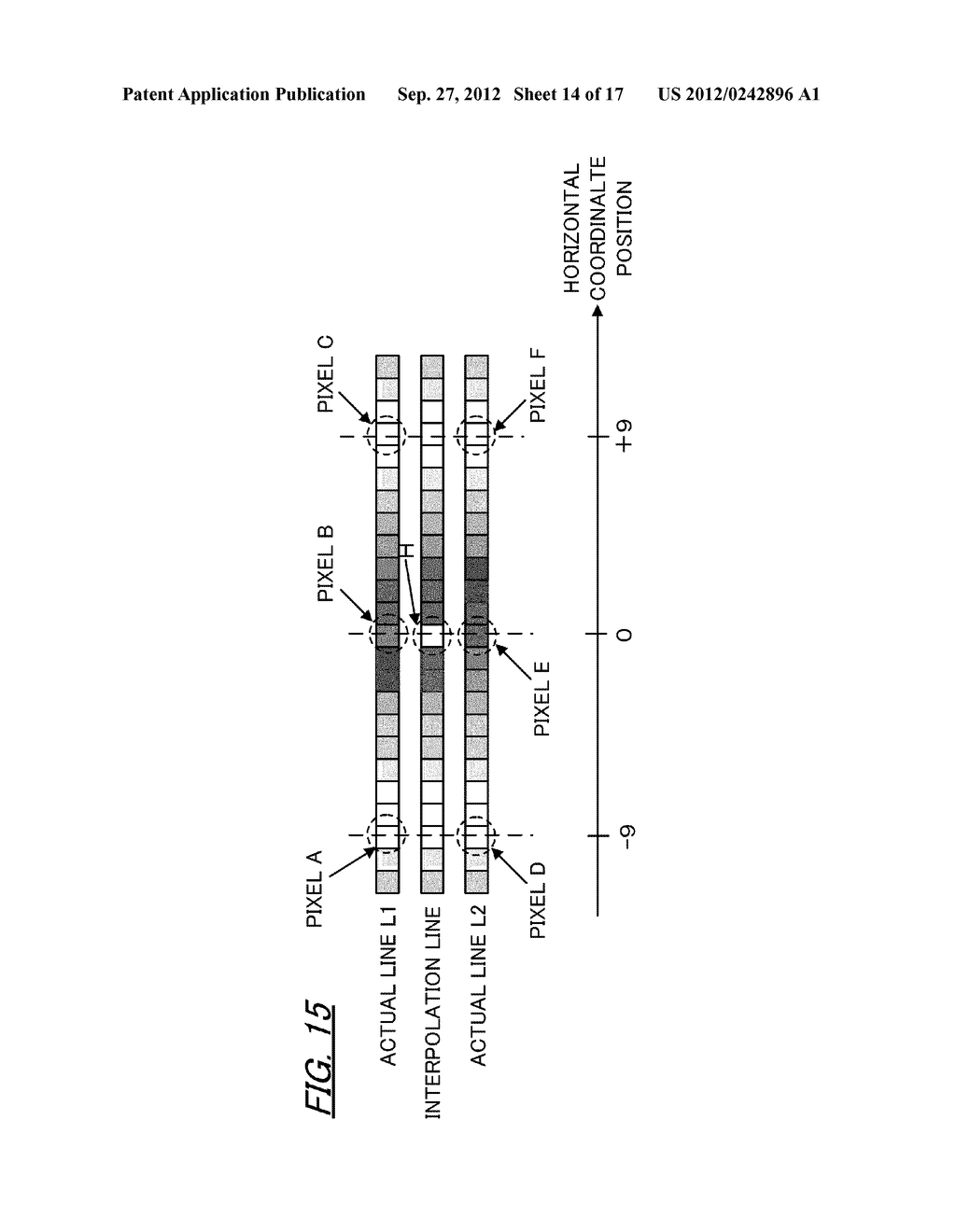 VIDEO IMAGE PROCESSING APPARATUS AND VIDEO IMAGE PROCESSING METHOD - diagram, schematic, and image 15