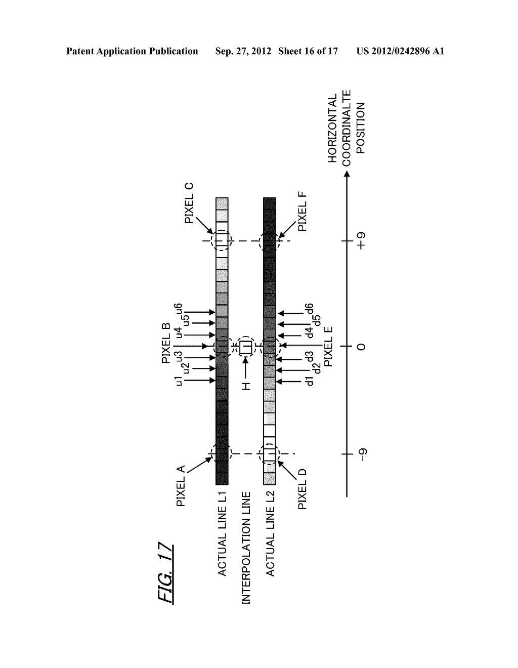 VIDEO IMAGE PROCESSING APPARATUS AND VIDEO IMAGE PROCESSING METHOD - diagram, schematic, and image 17