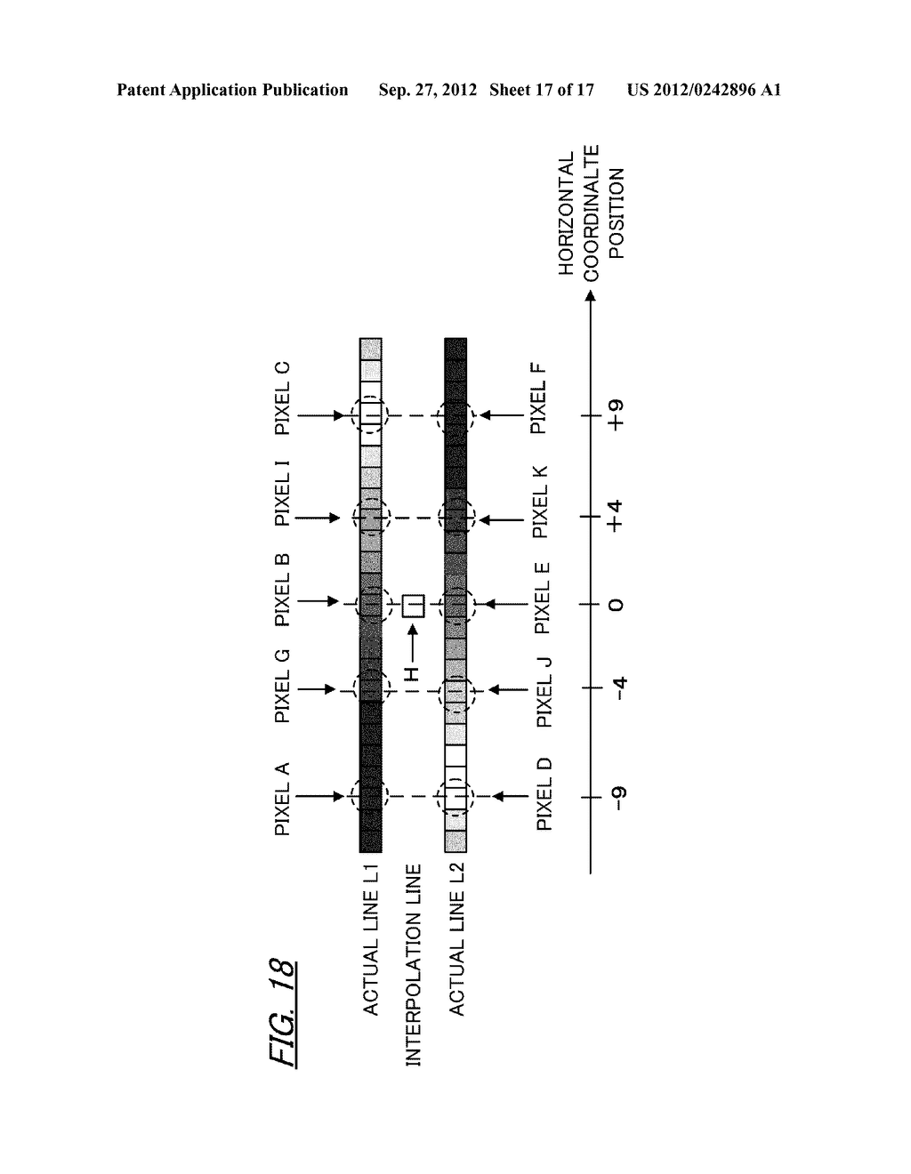 VIDEO IMAGE PROCESSING APPARATUS AND VIDEO IMAGE PROCESSING METHOD - diagram, schematic, and image 18