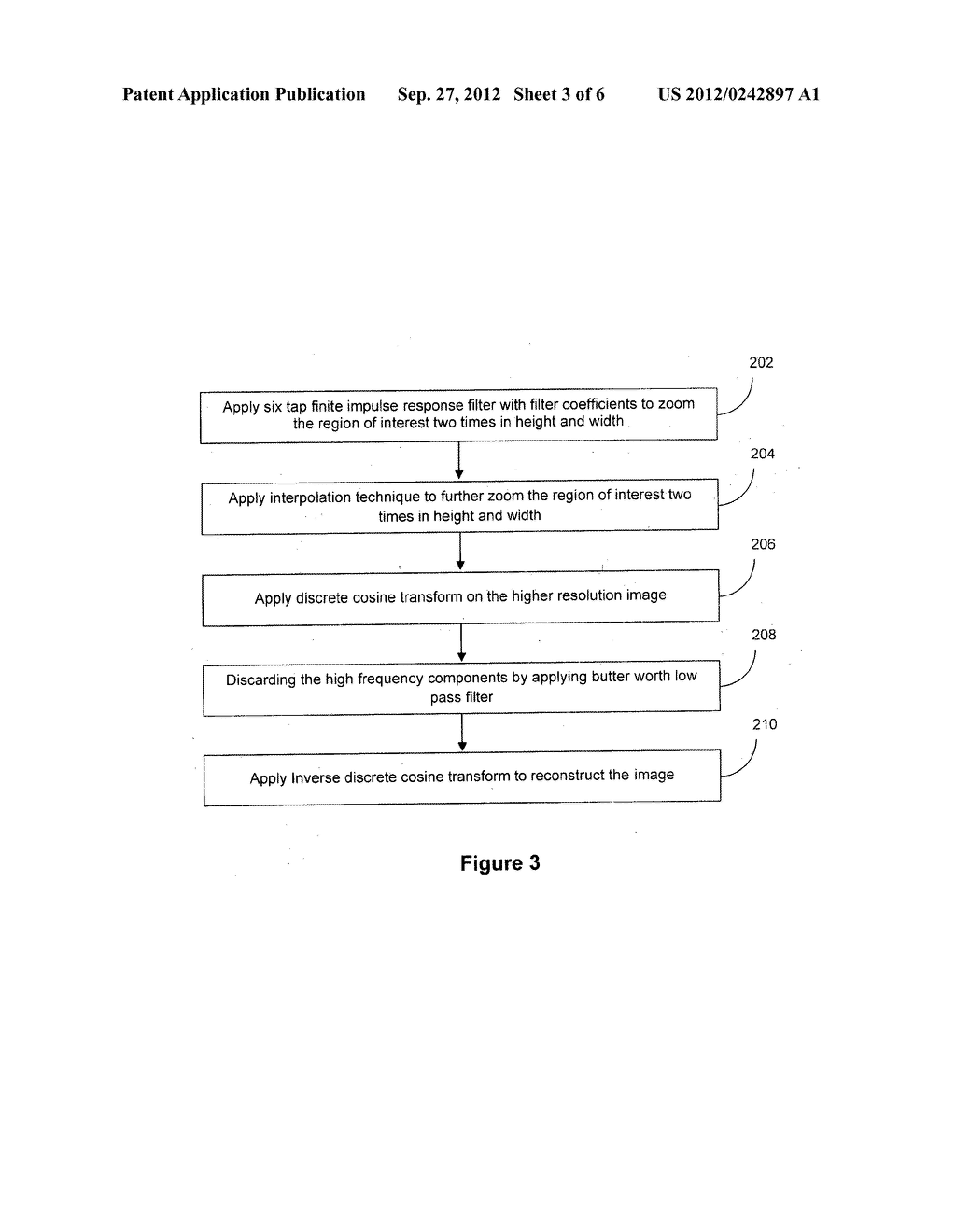 METHOD AND SYSTEM FOR PREPROCESSING THE REGION OF VIDEO CONTAINING TEXT - diagram, schematic, and image 04