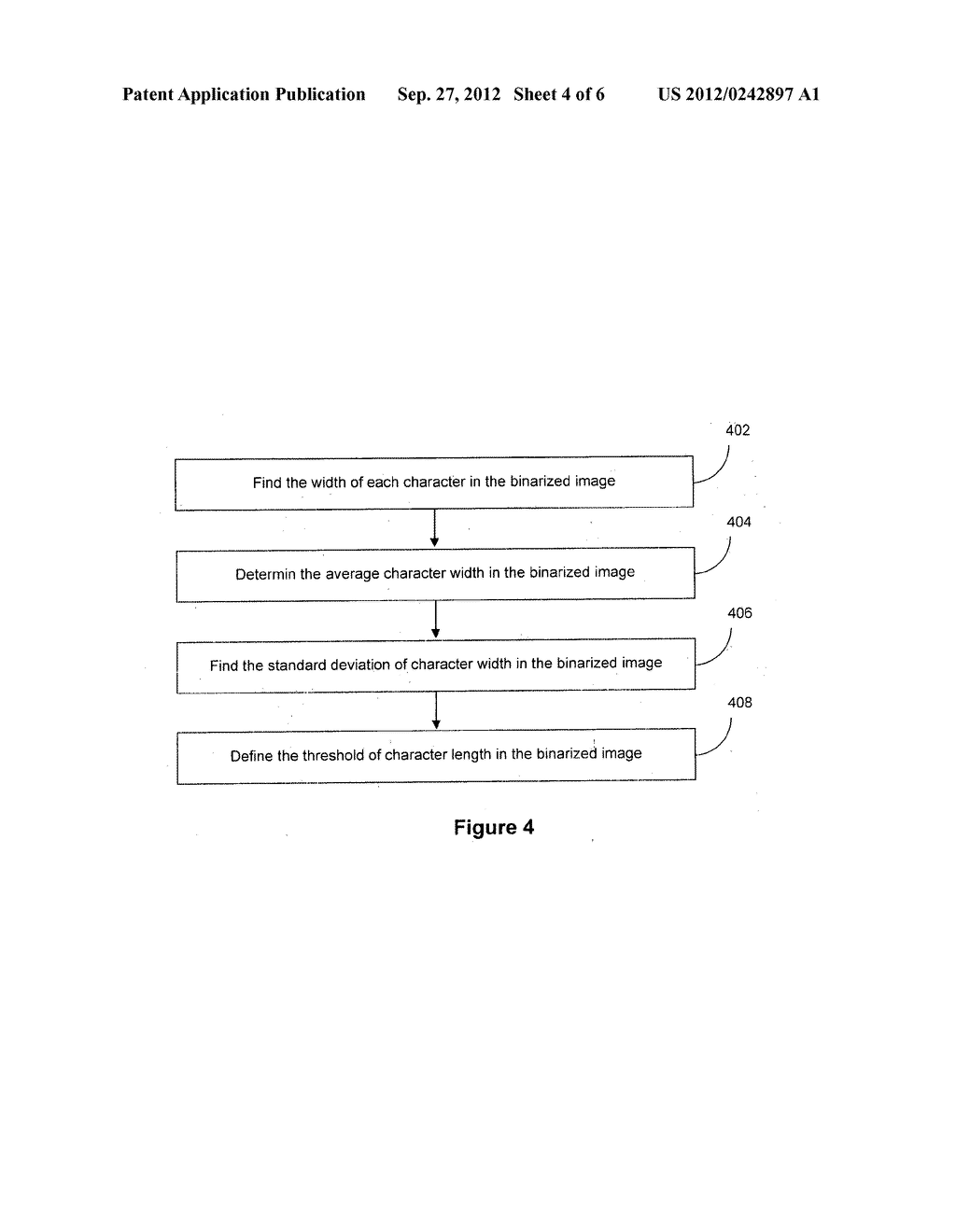 METHOD AND SYSTEM FOR PREPROCESSING THE REGION OF VIDEO CONTAINING TEXT - diagram, schematic, and image 05