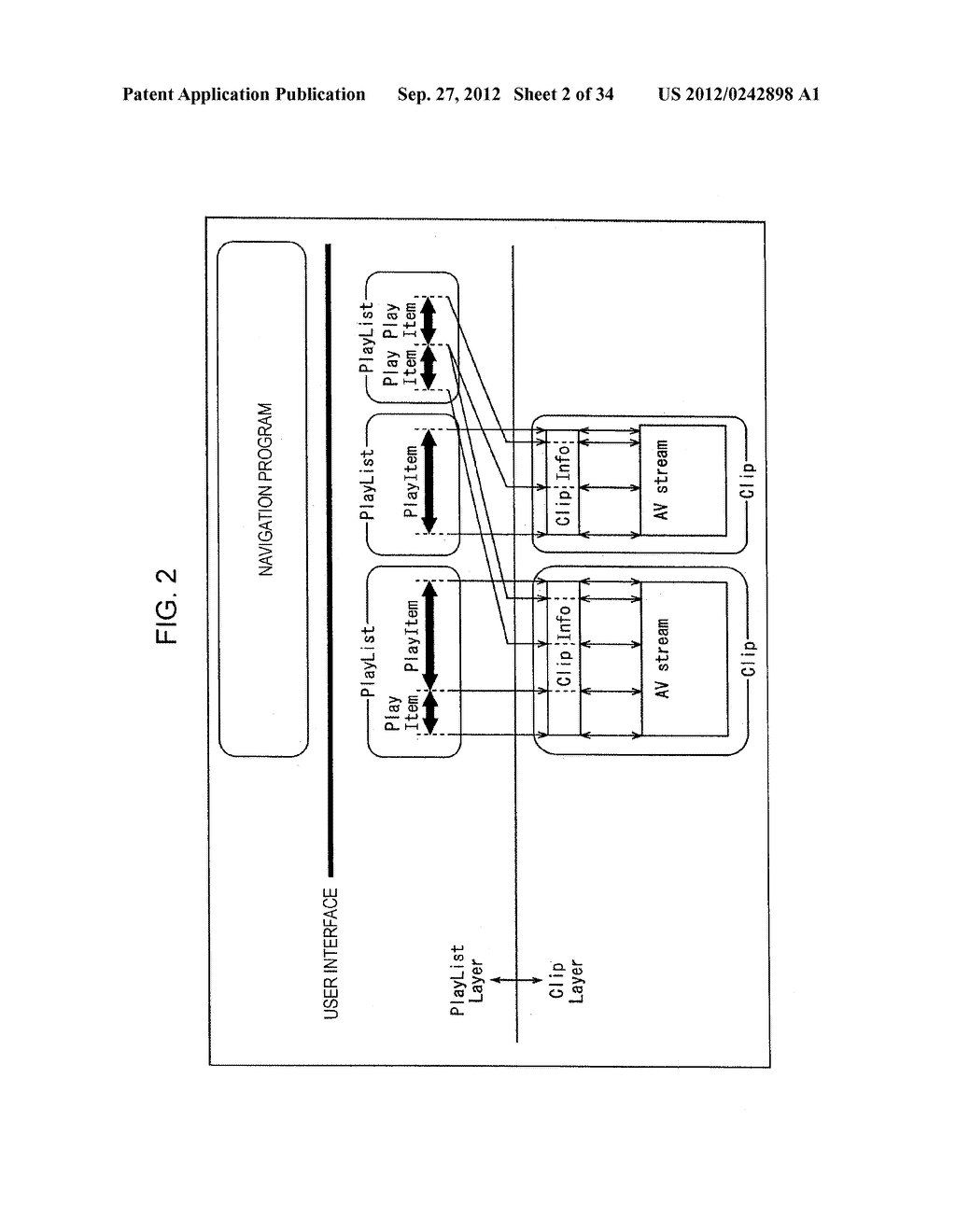 INFORMATION PROCESSING DEVICE AND INFORMATION PROCESSING METHOD, PROGRAM     STORAGE MEDIUM, PROGRAM, DATA STRUCTURE, AND MANUFACTURING METHOD FOR     STORAGE MEDIUM - diagram, schematic, and image 03