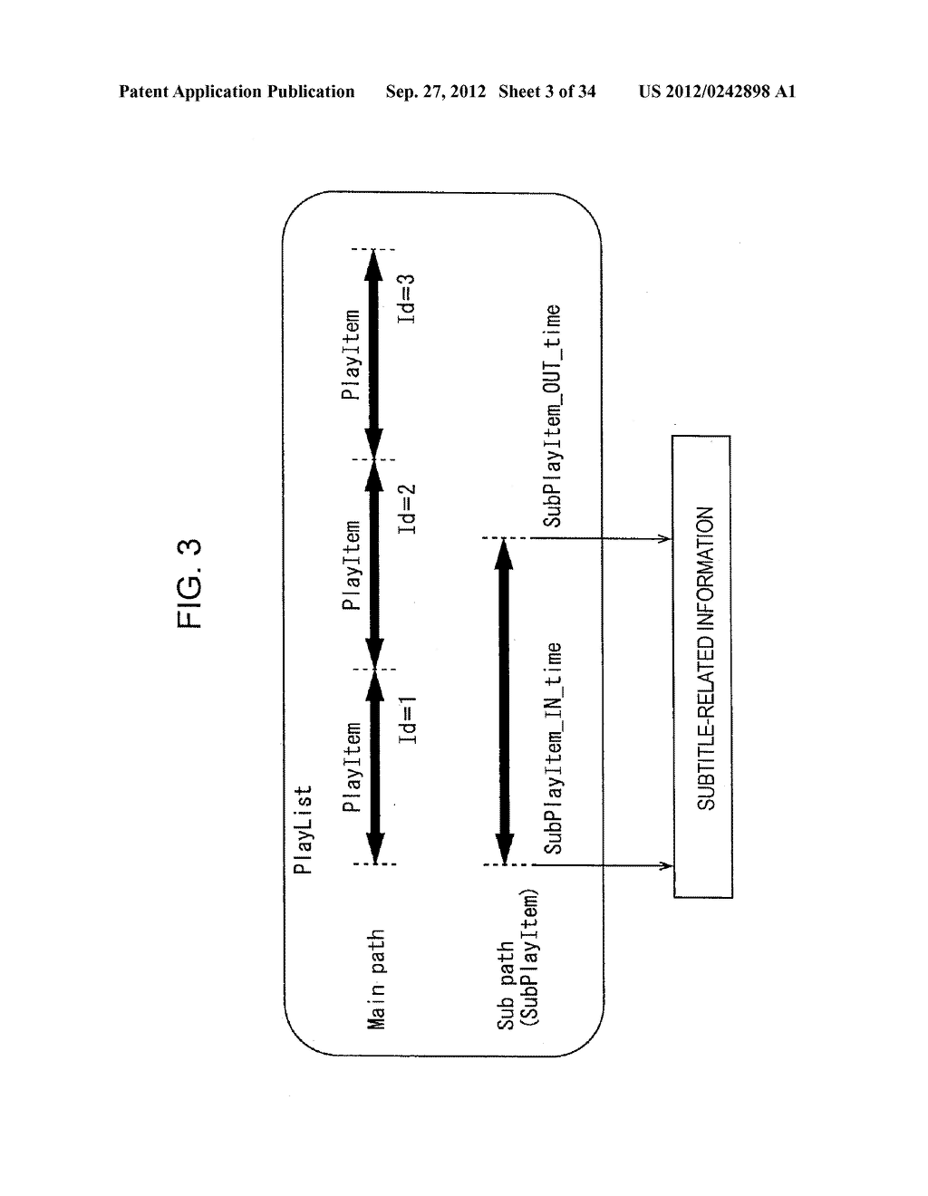 INFORMATION PROCESSING DEVICE AND INFORMATION PROCESSING METHOD, PROGRAM     STORAGE MEDIUM, PROGRAM, DATA STRUCTURE, AND MANUFACTURING METHOD FOR     STORAGE MEDIUM - diagram, schematic, and image 04