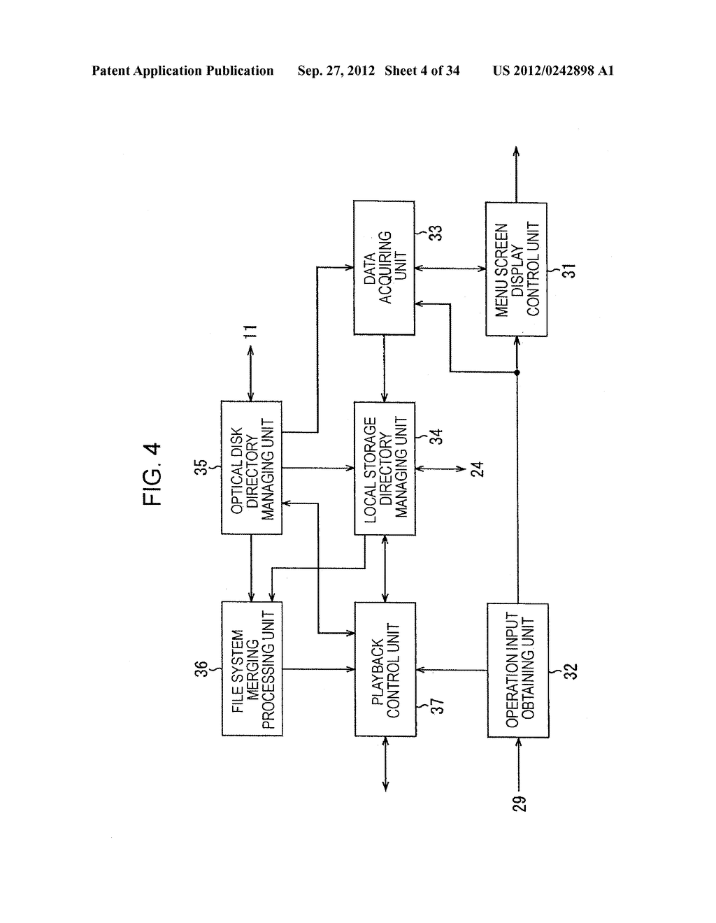 INFORMATION PROCESSING DEVICE AND INFORMATION PROCESSING METHOD, PROGRAM     STORAGE MEDIUM, PROGRAM, DATA STRUCTURE, AND MANUFACTURING METHOD FOR     STORAGE MEDIUM - diagram, schematic, and image 05