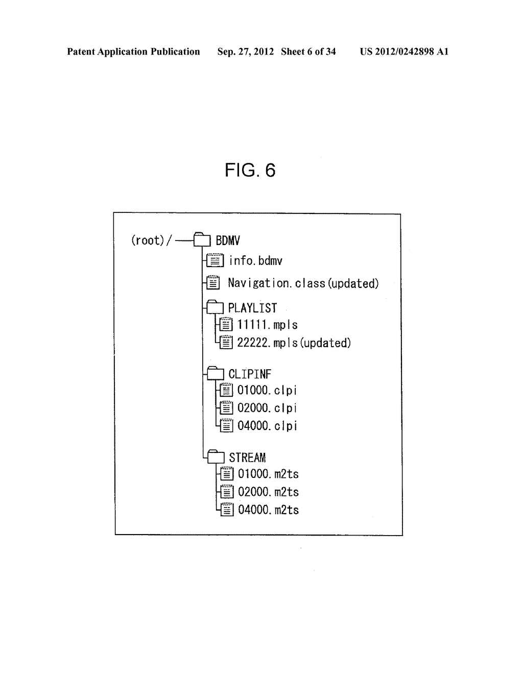 INFORMATION PROCESSING DEVICE AND INFORMATION PROCESSING METHOD, PROGRAM     STORAGE MEDIUM, PROGRAM, DATA STRUCTURE, AND MANUFACTURING METHOD FOR     STORAGE MEDIUM - diagram, schematic, and image 07