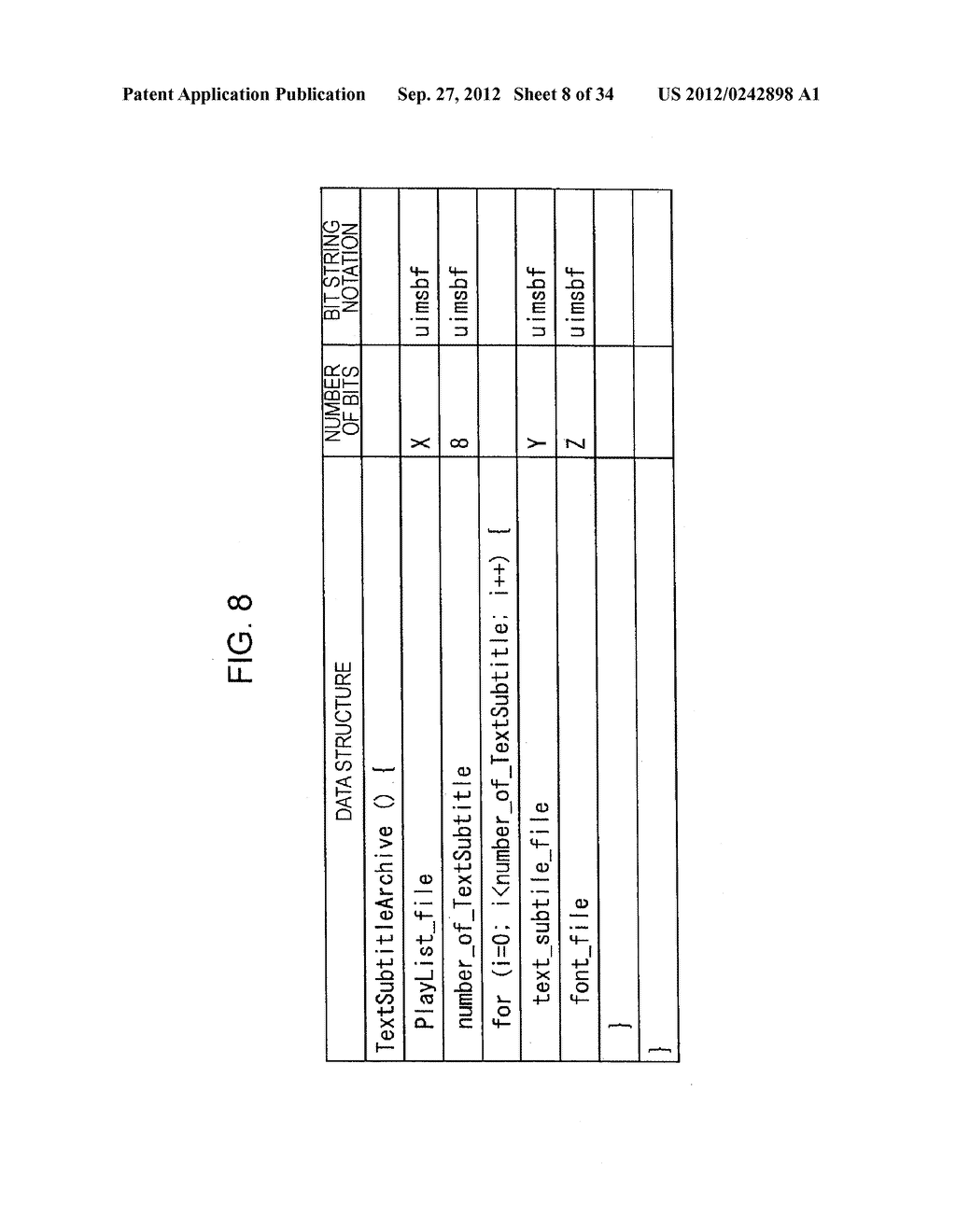 INFORMATION PROCESSING DEVICE AND INFORMATION PROCESSING METHOD, PROGRAM     STORAGE MEDIUM, PROGRAM, DATA STRUCTURE, AND MANUFACTURING METHOD FOR     STORAGE MEDIUM - diagram, schematic, and image 09
