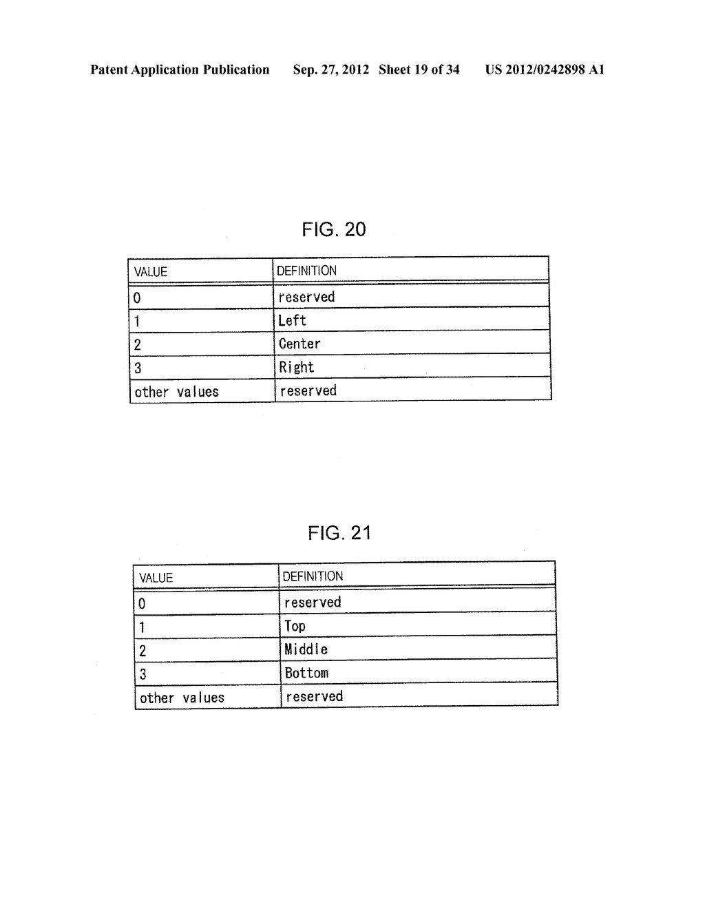 INFORMATION PROCESSING DEVICE AND INFORMATION PROCESSING METHOD, PROGRAM     STORAGE MEDIUM, PROGRAM, DATA STRUCTURE, AND MANUFACTURING METHOD FOR     STORAGE MEDIUM - diagram, schematic, and image 20