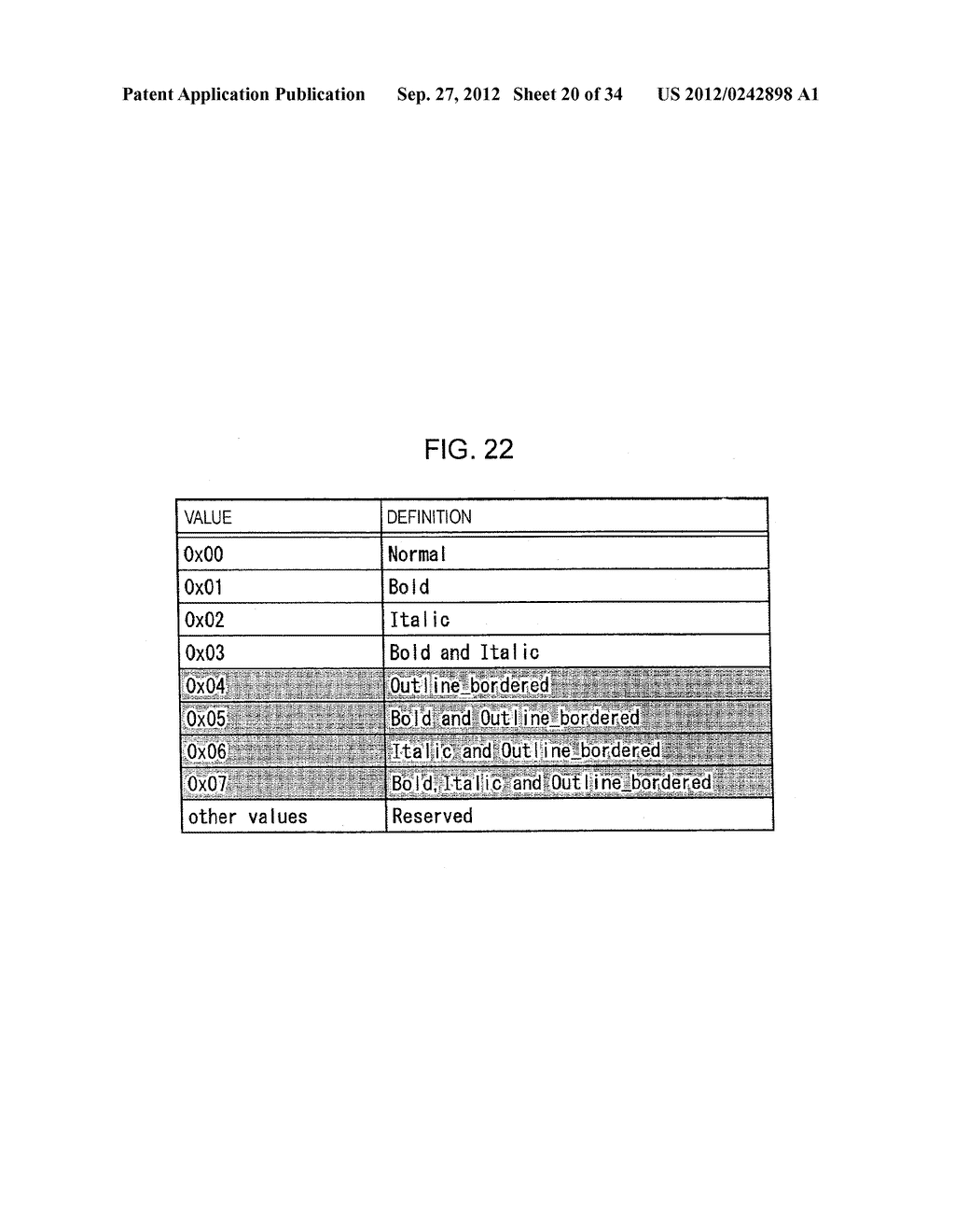 INFORMATION PROCESSING DEVICE AND INFORMATION PROCESSING METHOD, PROGRAM     STORAGE MEDIUM, PROGRAM, DATA STRUCTURE, AND MANUFACTURING METHOD FOR     STORAGE MEDIUM - diagram, schematic, and image 21