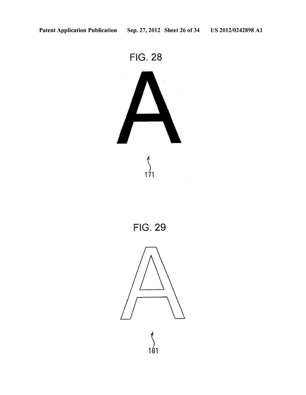 INFORMATION PROCESSING DEVICE AND INFORMATION PROCESSING METHOD, PROGRAM     STORAGE MEDIUM, PROGRAM, DATA STRUCTURE, AND MANUFACTURING METHOD FOR     STORAGE MEDIUM - diagram, schematic, and image 27