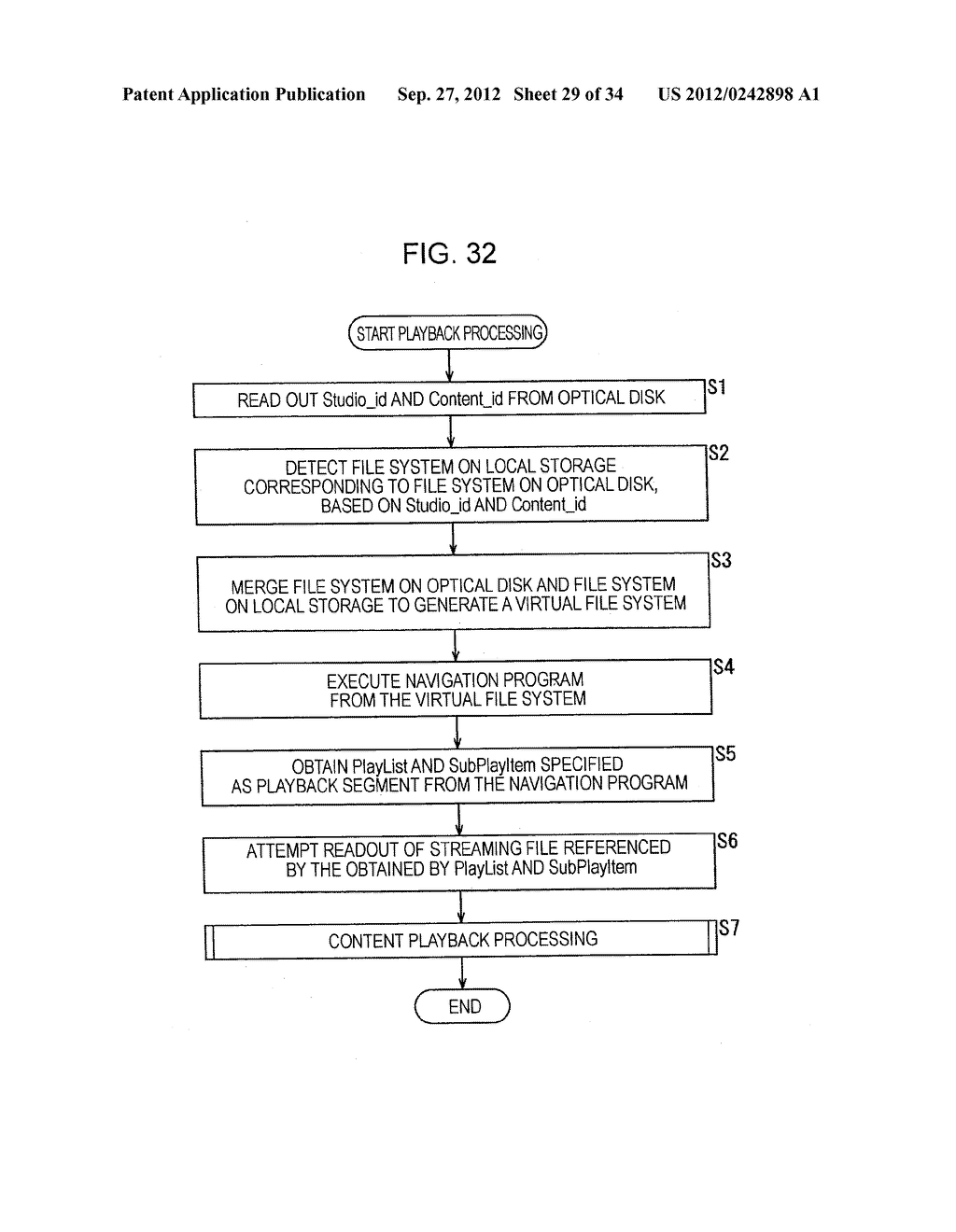 INFORMATION PROCESSING DEVICE AND INFORMATION PROCESSING METHOD, PROGRAM     STORAGE MEDIUM, PROGRAM, DATA STRUCTURE, AND MANUFACTURING METHOD FOR     STORAGE MEDIUM - diagram, schematic, and image 30