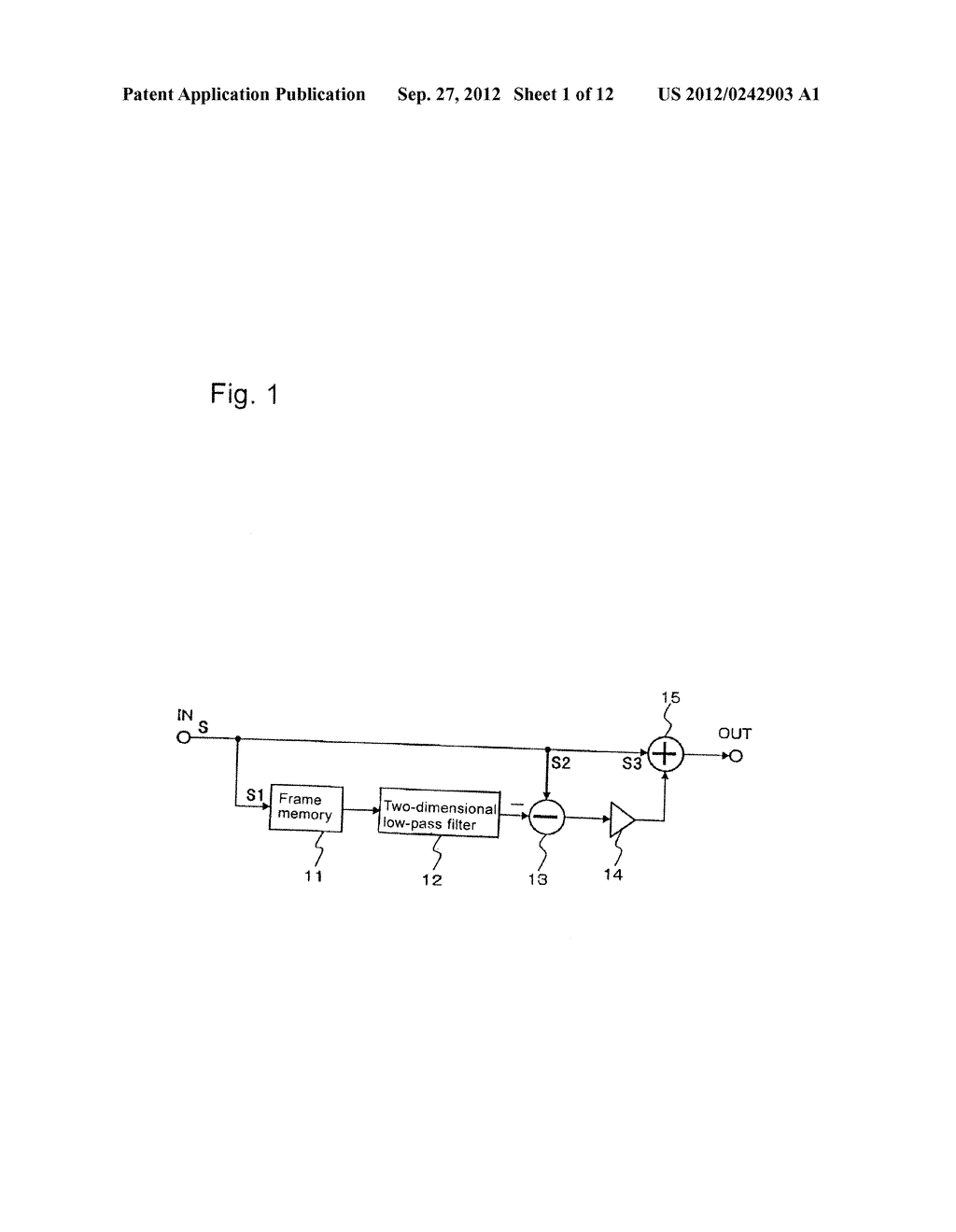 METHOD AND APPARATUS FOR IMPROVING IMAGE QUALITY - diagram, schematic, and image 02