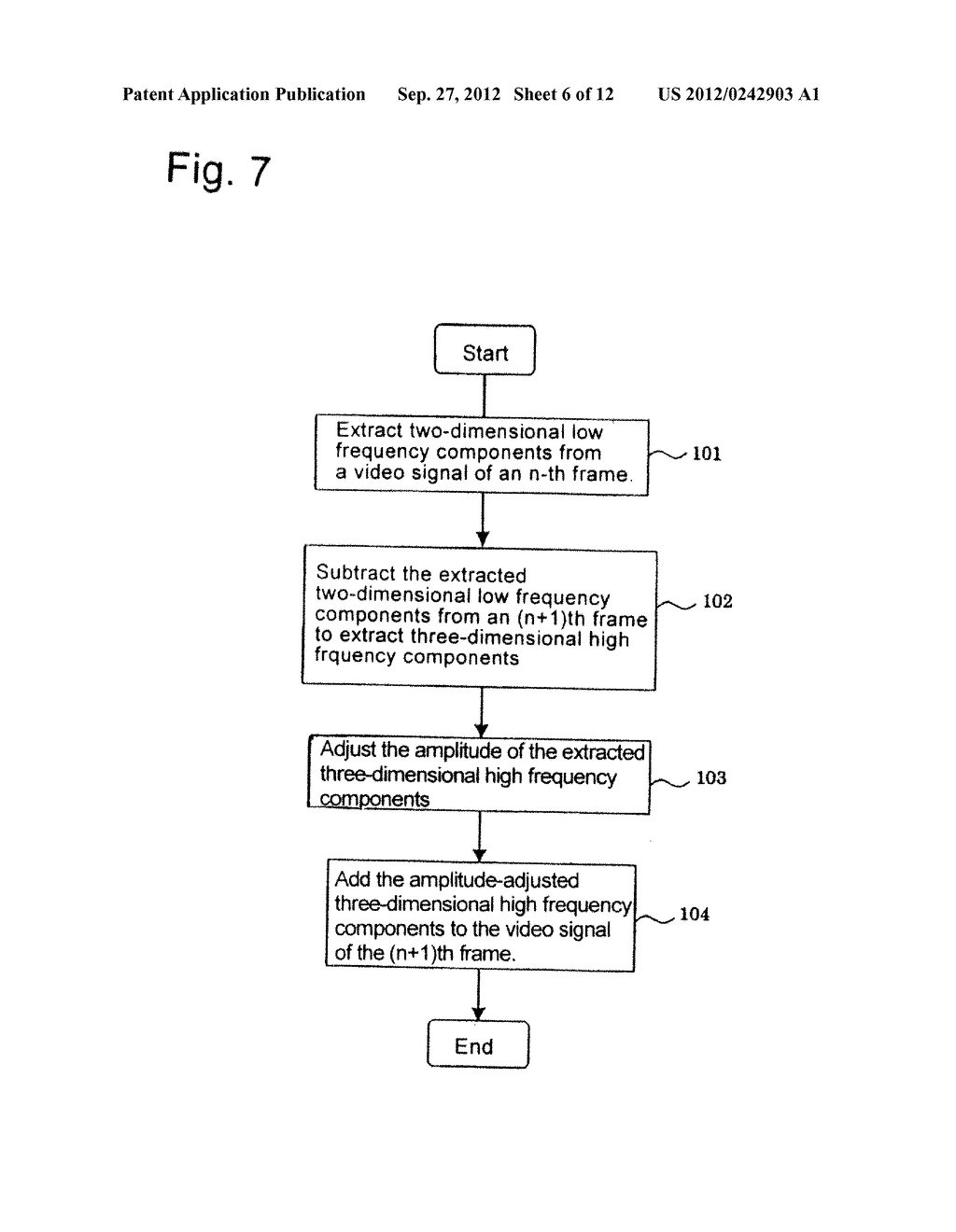 METHOD AND APPARATUS FOR IMPROVING IMAGE QUALITY - diagram, schematic, and image 07