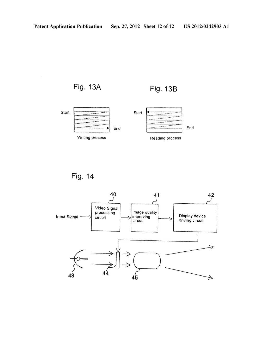 METHOD AND APPARATUS FOR IMPROVING IMAGE QUALITY - diagram, schematic, and image 13