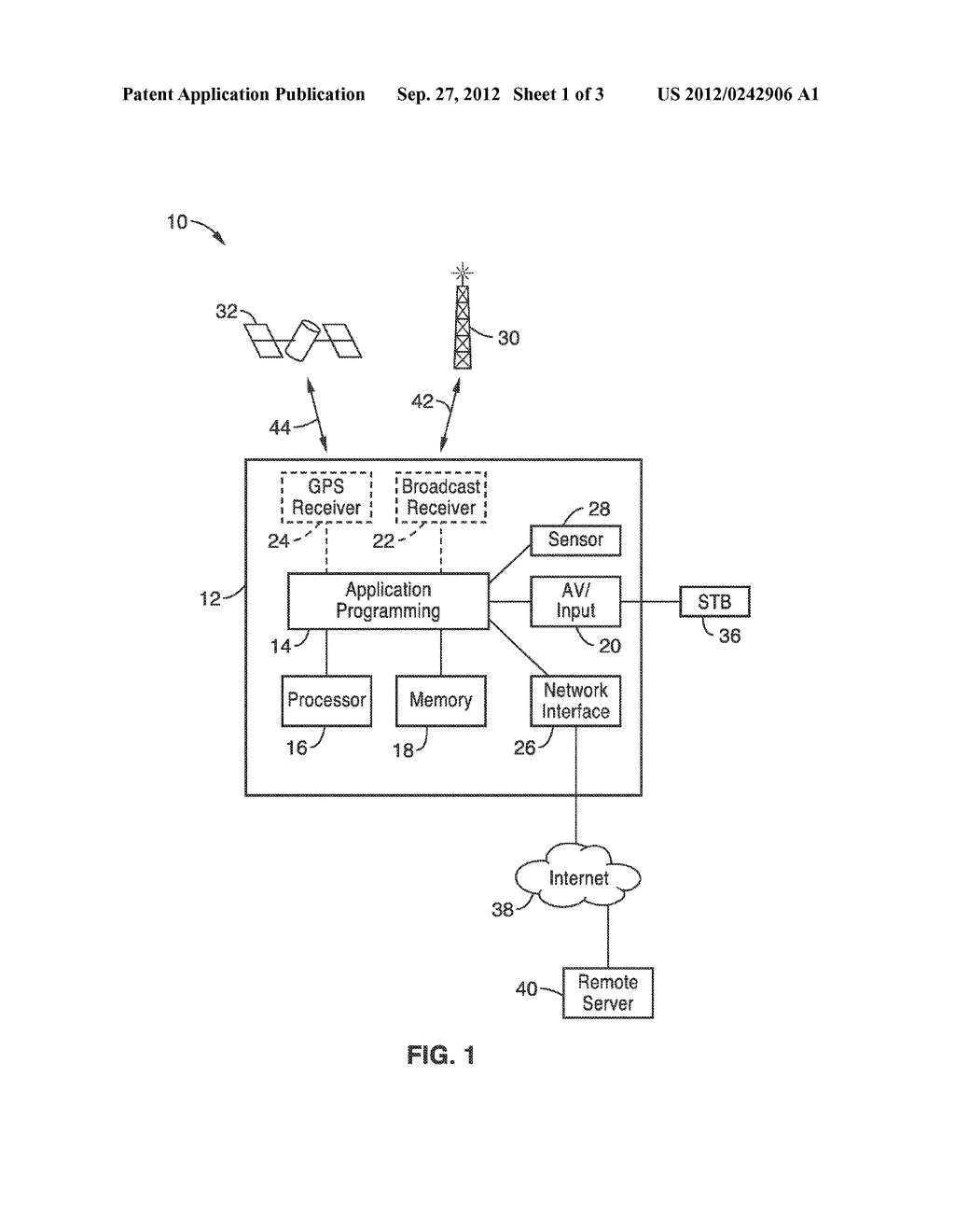 SYSTEM AND METHODS FOR AUTOMATIC POWER SAVING VIA DEVICE LOCATION     IDENTIFICATION - diagram, schematic, and image 02