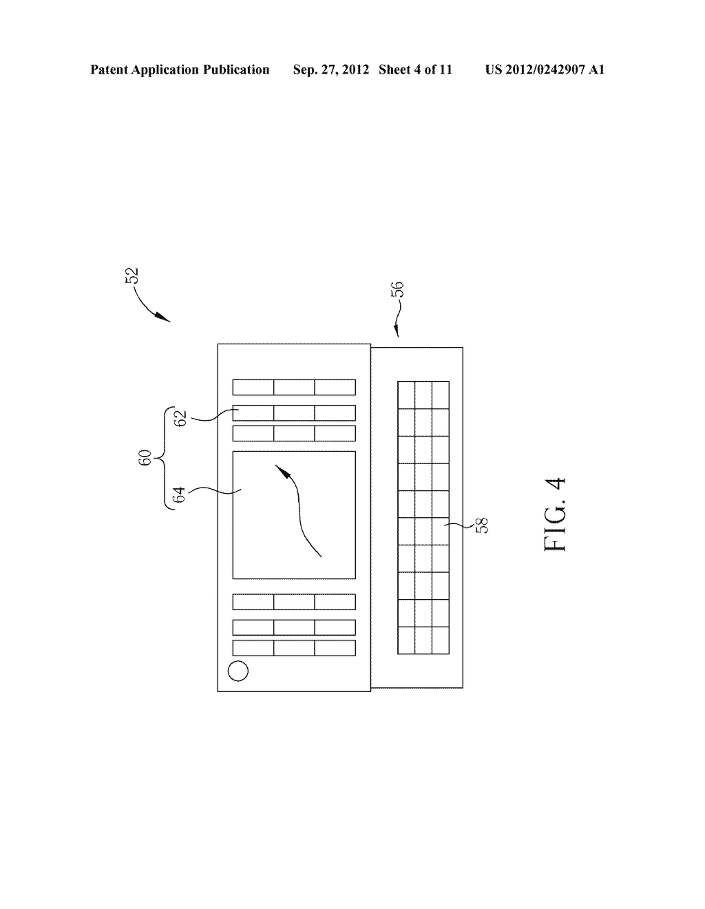 REMOTE CONTROL SYSTEM AND METHOD CAPABLE OF SWITCHING DIFFERENT POINTING     MODES - diagram, schematic, and image 05