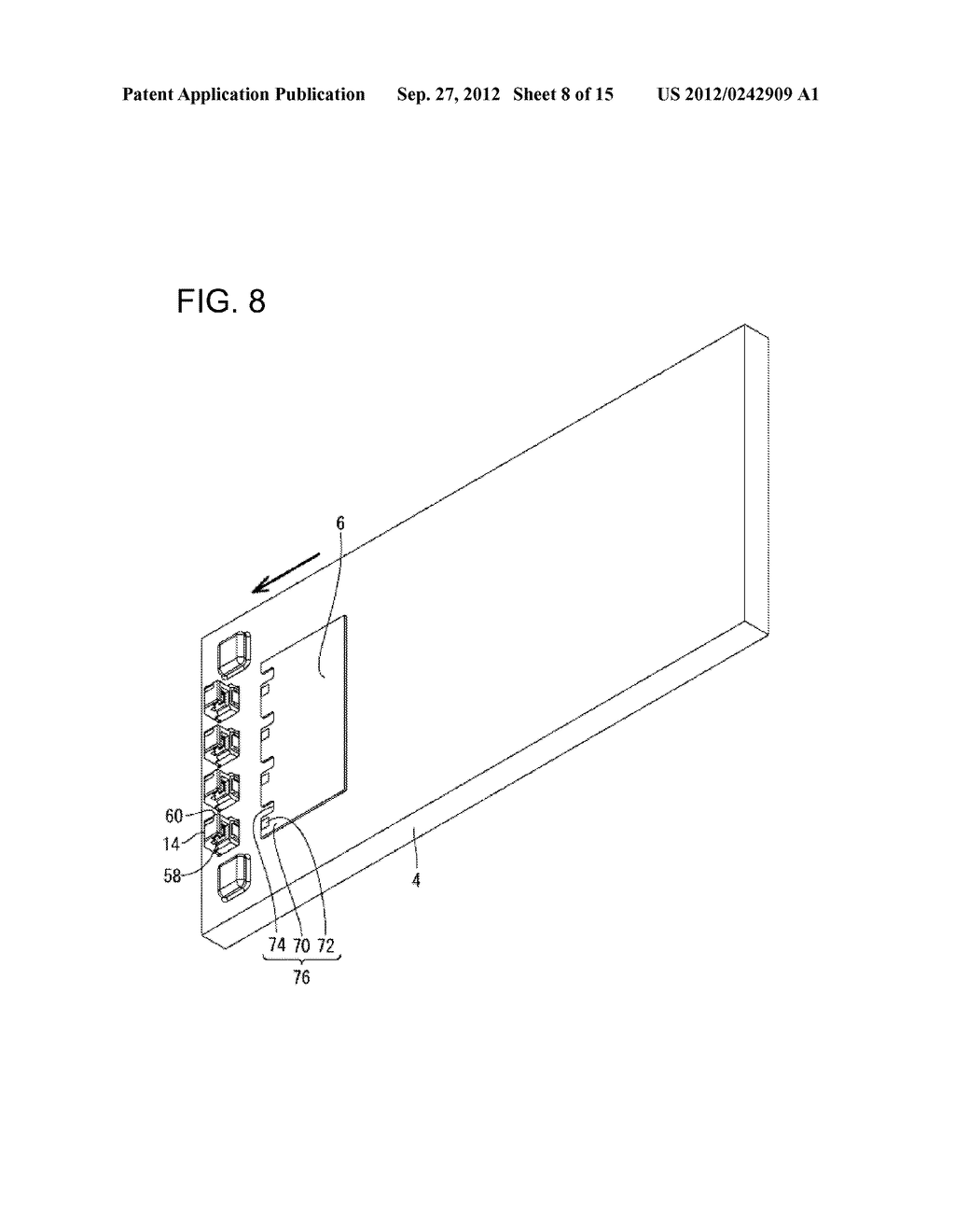 ILLUMINATING DEVICE, DISPLAY DEVICE, AND TELEVISION RECEIVER - diagram, schematic, and image 09