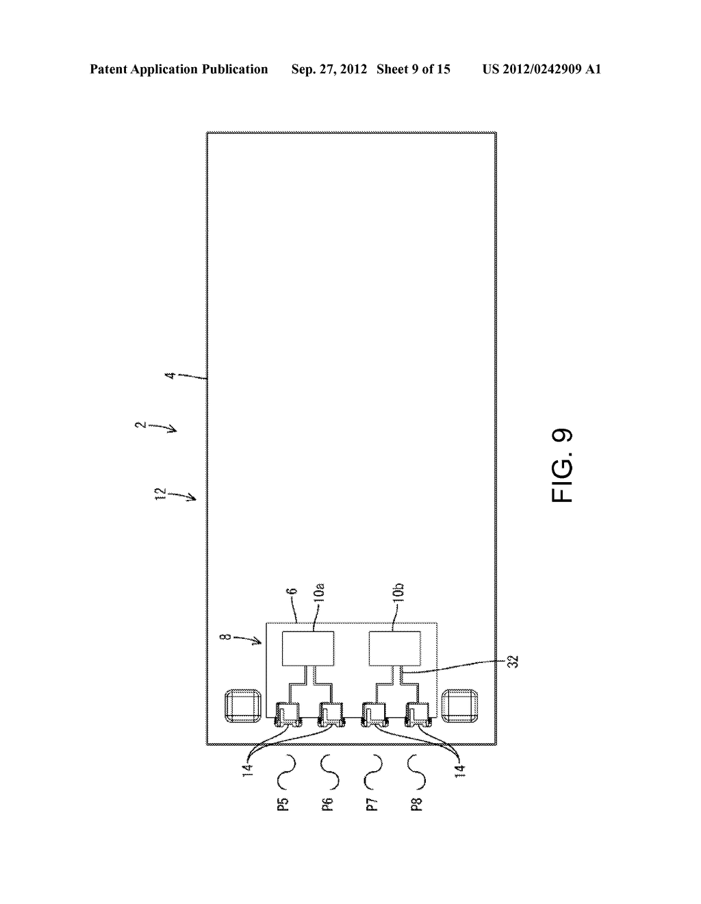 ILLUMINATING DEVICE, DISPLAY DEVICE, AND TELEVISION RECEIVER - diagram, schematic, and image 10