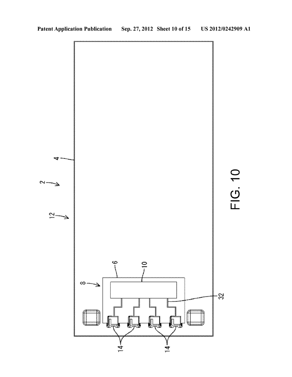 ILLUMINATING DEVICE, DISPLAY DEVICE, AND TELEVISION RECEIVER - diagram, schematic, and image 11