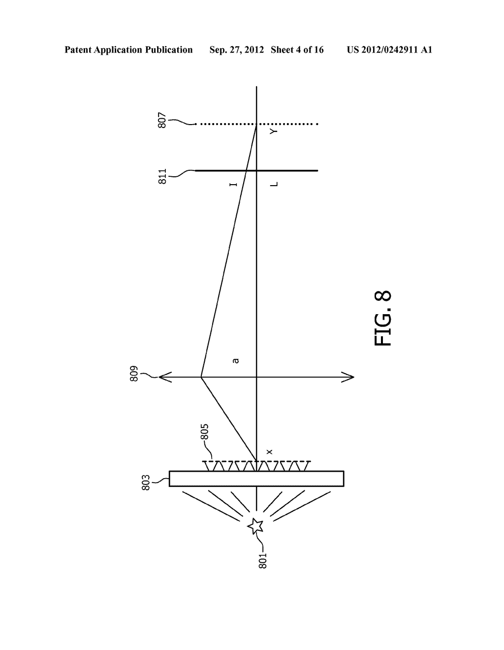 IMAGE PROJECTION APPARATUS AND METHOD - diagram, schematic, and image 05