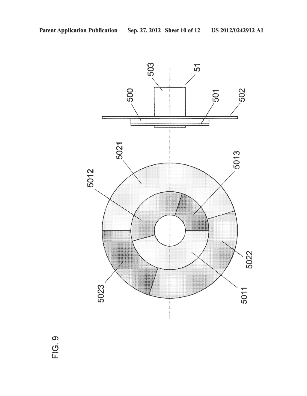 LIGHT SOURCE APPARATUS AND IMAGE DISPLAY APPARATUS USING THE SAME - diagram, schematic, and image 11