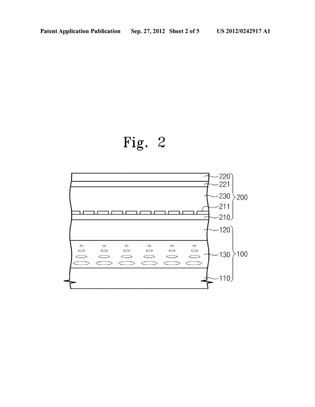 SHUTTER PANEL AND DISPLAY DEVICE INCLUDING THE SAME - diagram, schematic, and image 03