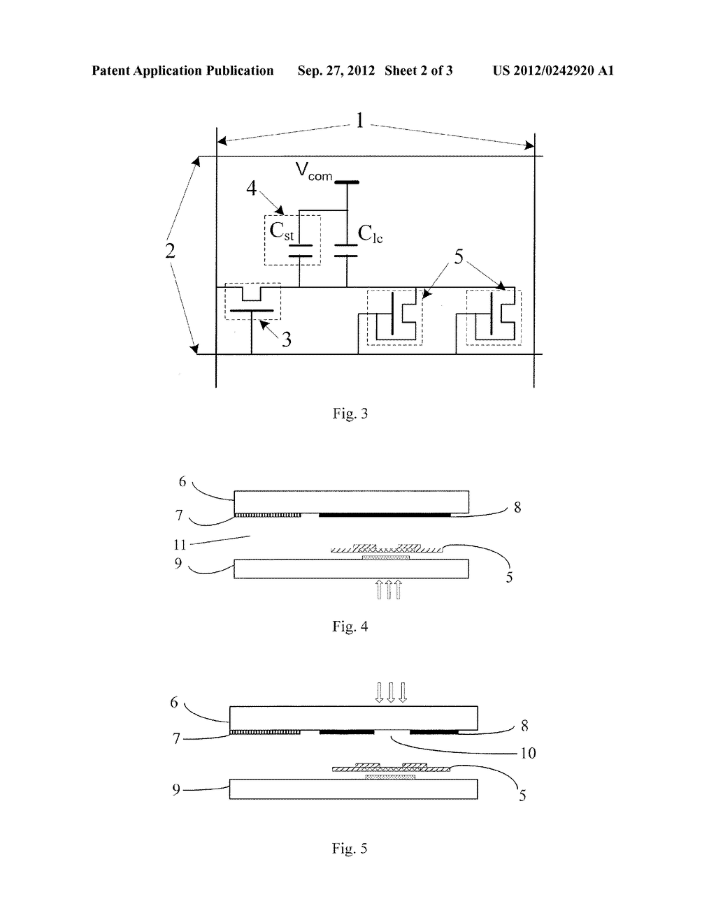ARRAY SUBSTRATE, LIQUID CRYSTAL PANEL AND DISPLAY DEVICE - diagram, schematic, and image 03