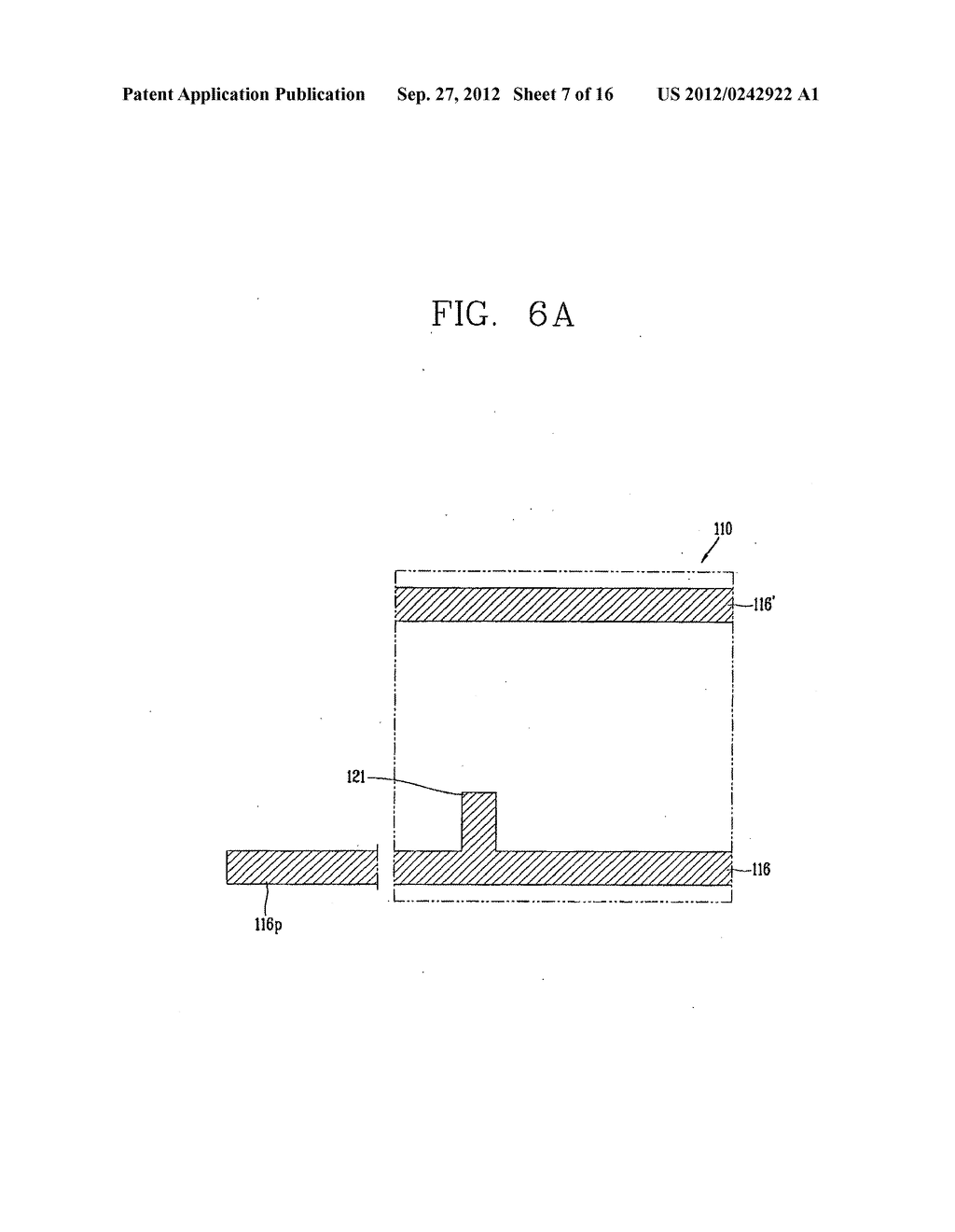 LIQUID CRYSTAL DISPLAY DEVICE AND FABRICATION METHOD THEREOF - diagram, schematic, and image 08