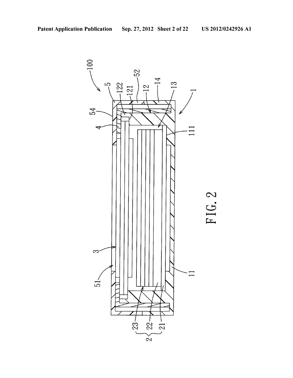 LIQUID CRYSTAL DISPLAY DEVICE AND ELECTRONIC EQUIPMENT HAVING THE SAME - diagram, schematic, and image 03