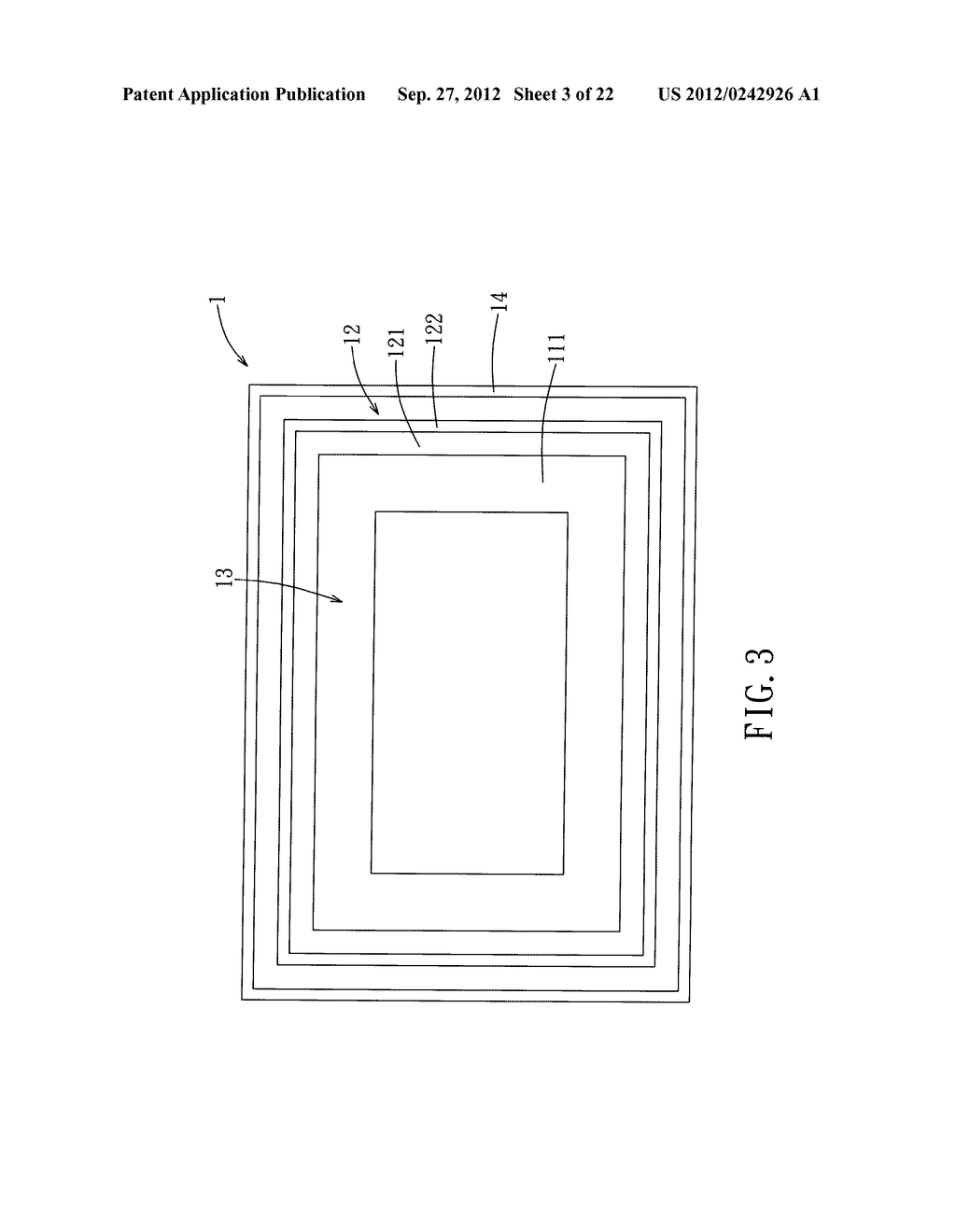 LIQUID CRYSTAL DISPLAY DEVICE AND ELECTRONIC EQUIPMENT HAVING THE SAME - diagram, schematic, and image 04