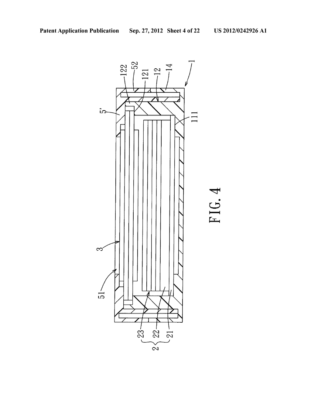 LIQUID CRYSTAL DISPLAY DEVICE AND ELECTRONIC EQUIPMENT HAVING THE SAME - diagram, schematic, and image 05