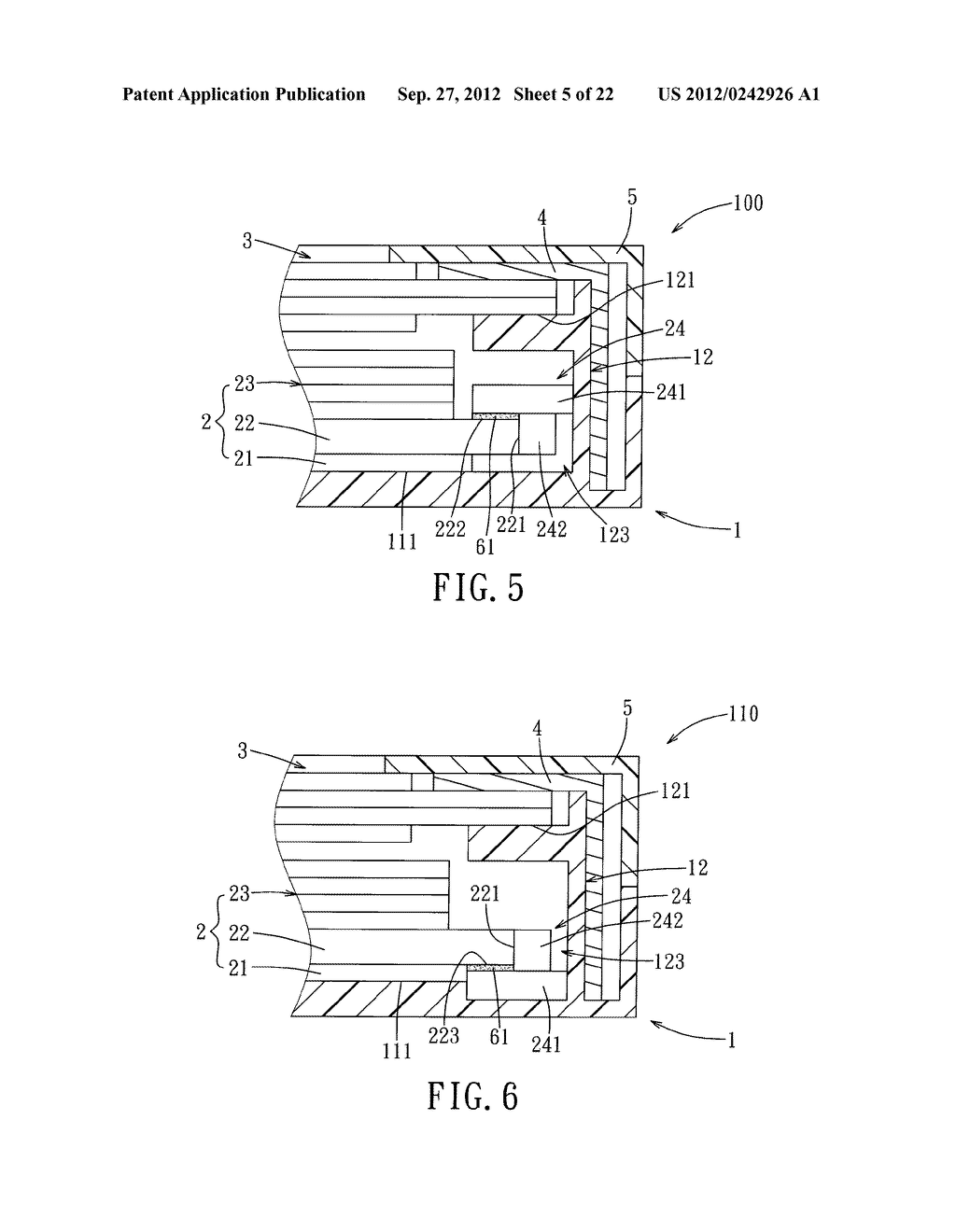 LIQUID CRYSTAL DISPLAY DEVICE AND ELECTRONIC EQUIPMENT HAVING THE SAME - diagram, schematic, and image 06