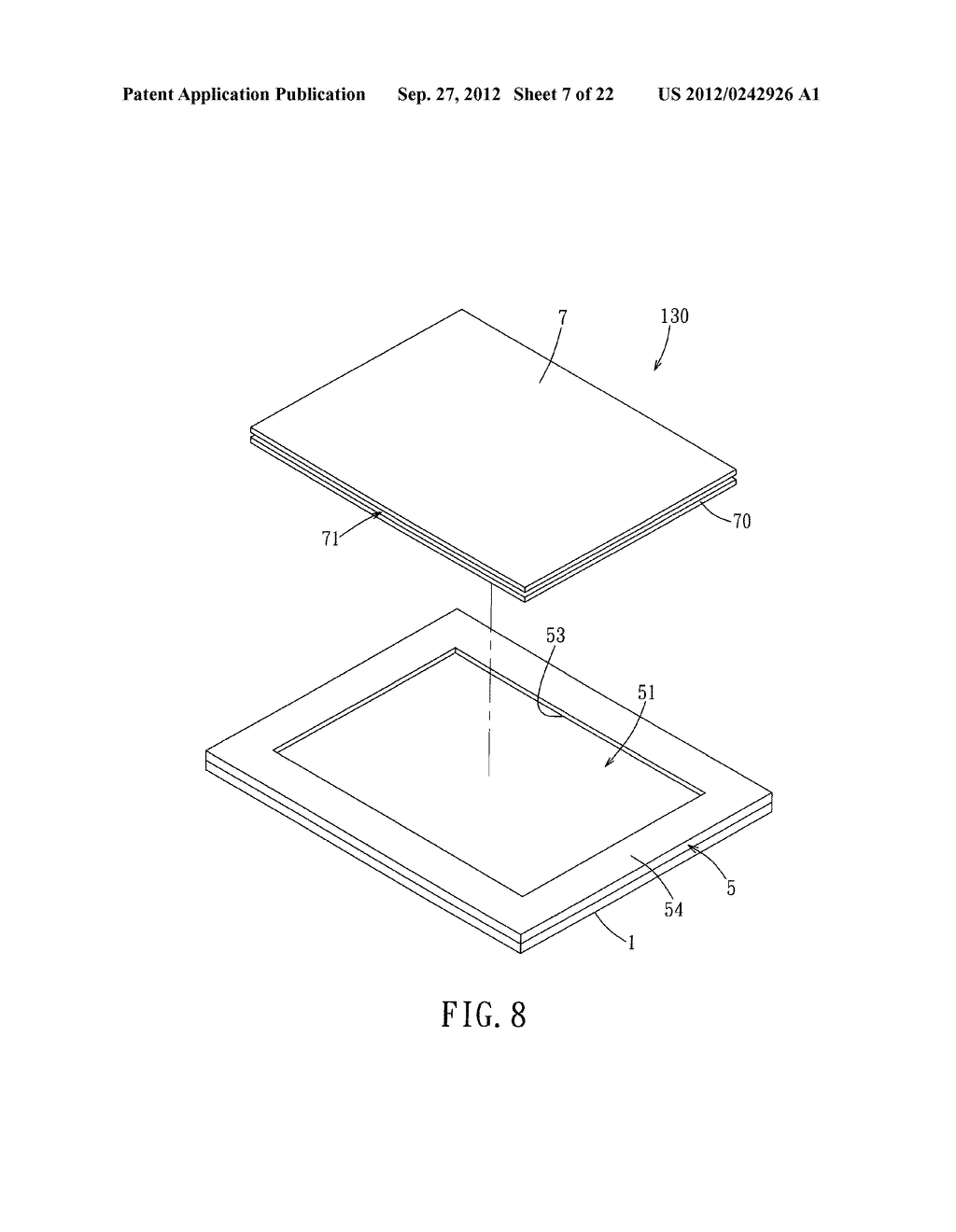 LIQUID CRYSTAL DISPLAY DEVICE AND ELECTRONIC EQUIPMENT HAVING THE SAME - diagram, schematic, and image 08