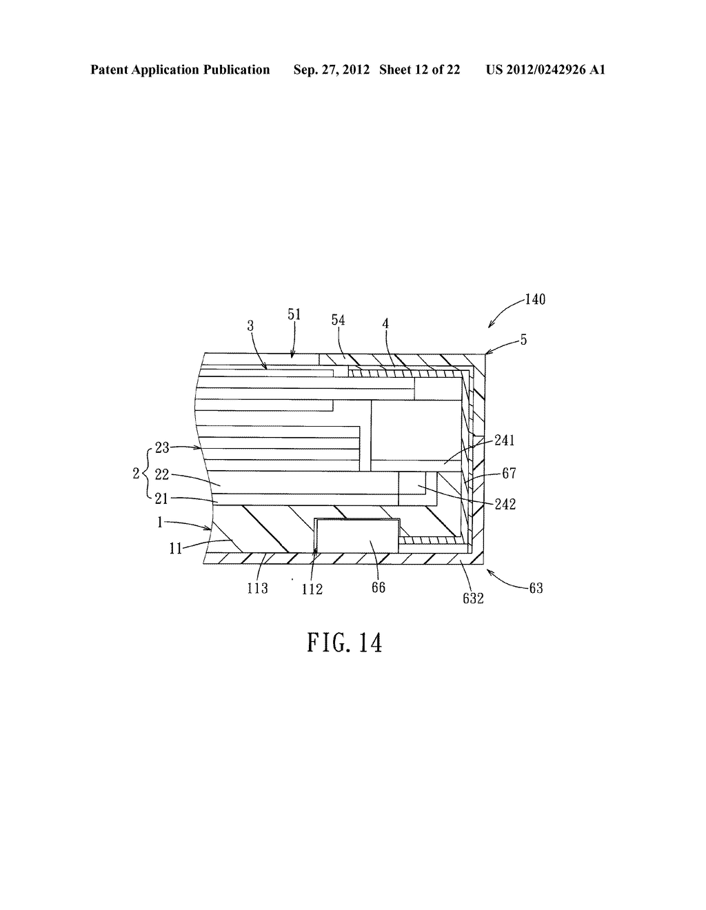 LIQUID CRYSTAL DISPLAY DEVICE AND ELECTRONIC EQUIPMENT HAVING THE SAME - diagram, schematic, and image 13